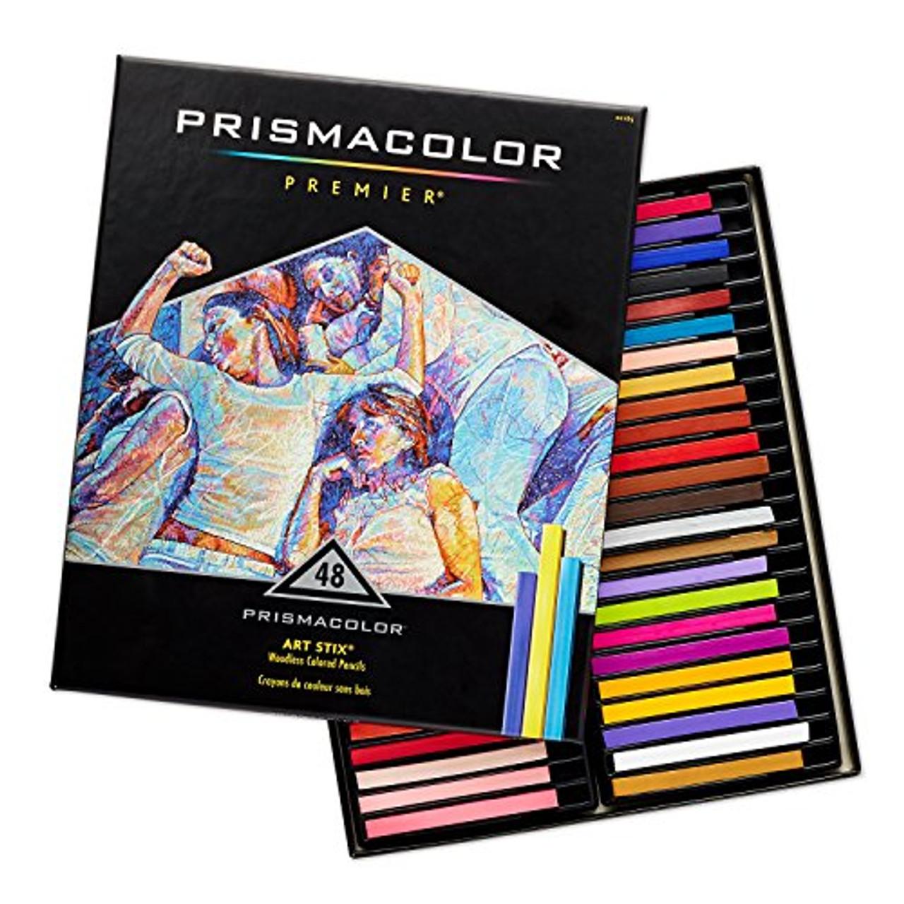 Prismacolor Art Stix 48pc Set