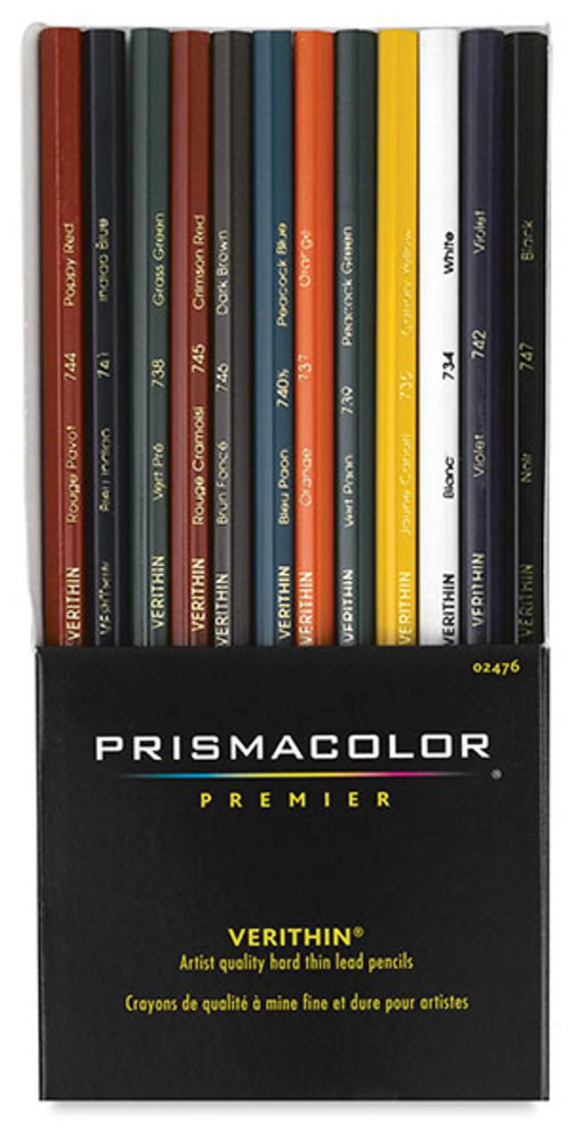 Prismacolor Verithin Pencil 12pc Set