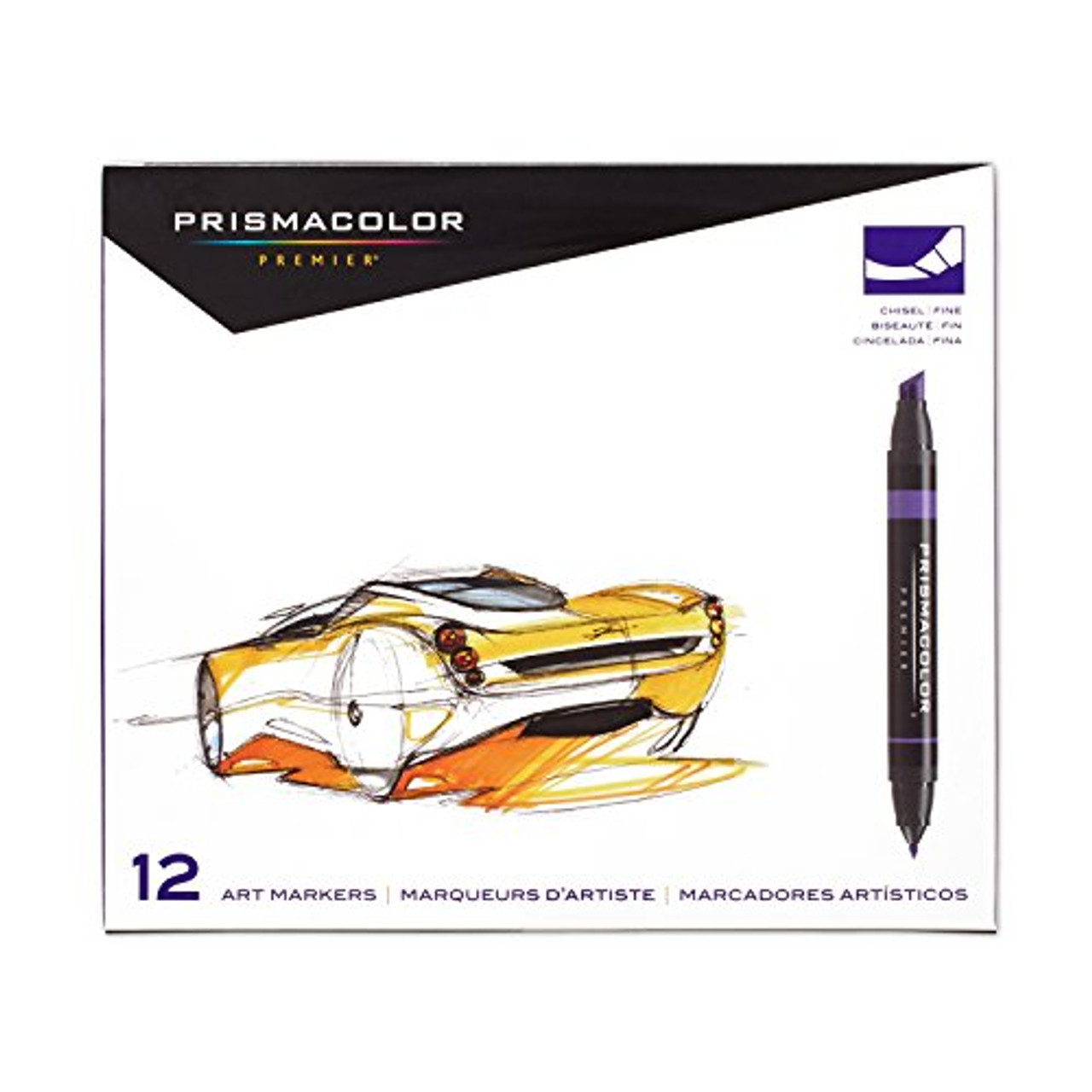 Prismacolor Marker 12pc Set