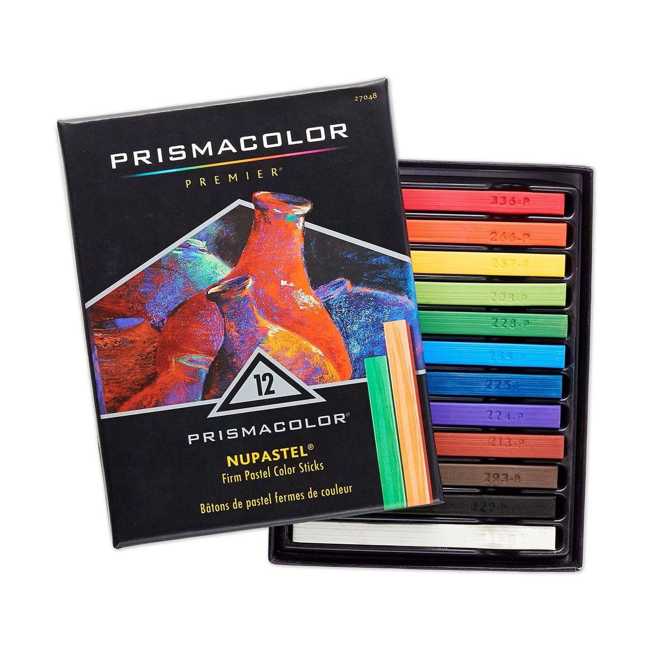 Prismacolor Nupastel 12pc Set