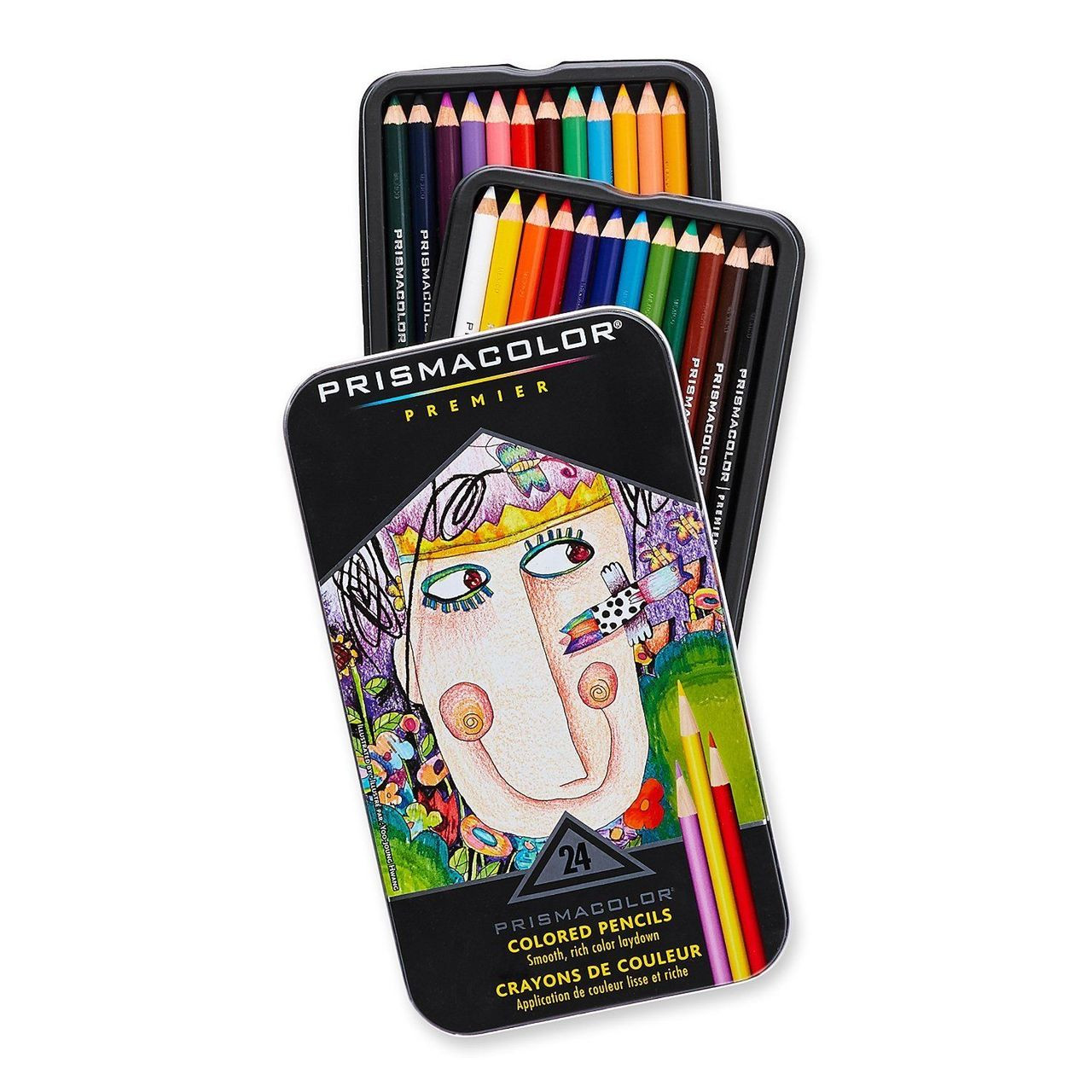 Prismacolor Pencil 24pc Set