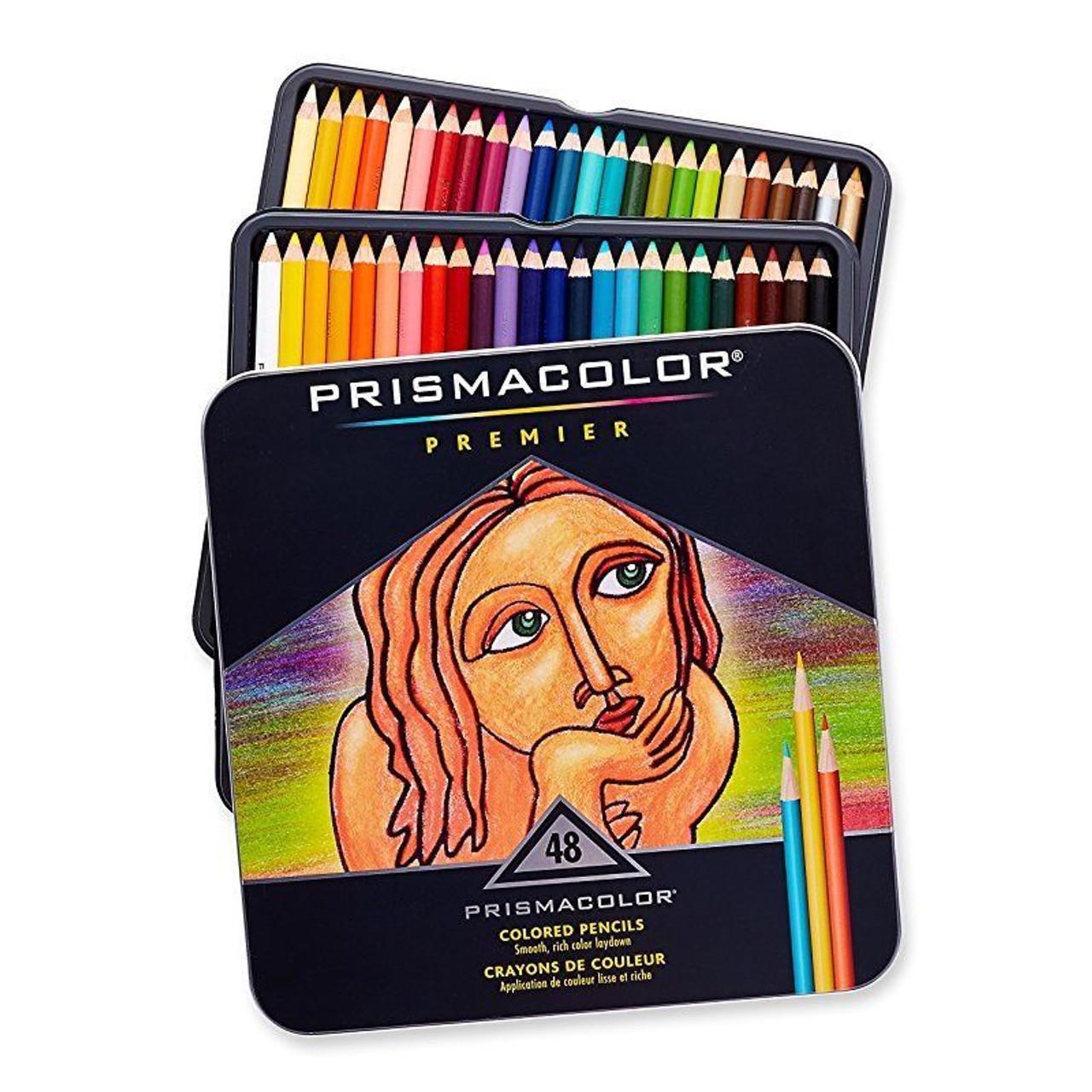 Prismacolor Pencil 48pc Set