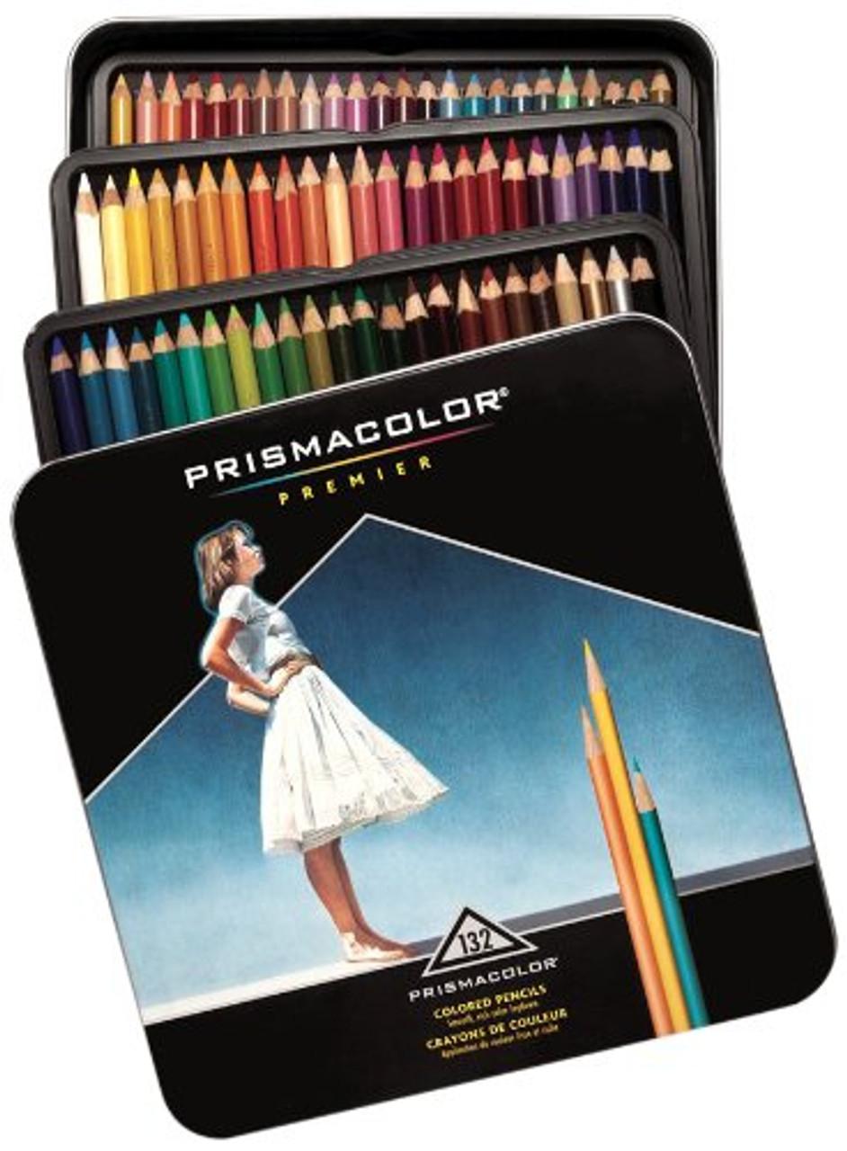 Prismacolor Pencil 132pc Set