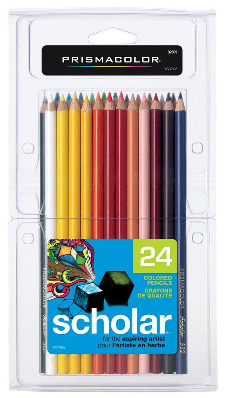 Scholar Color Pencil 24pc Set