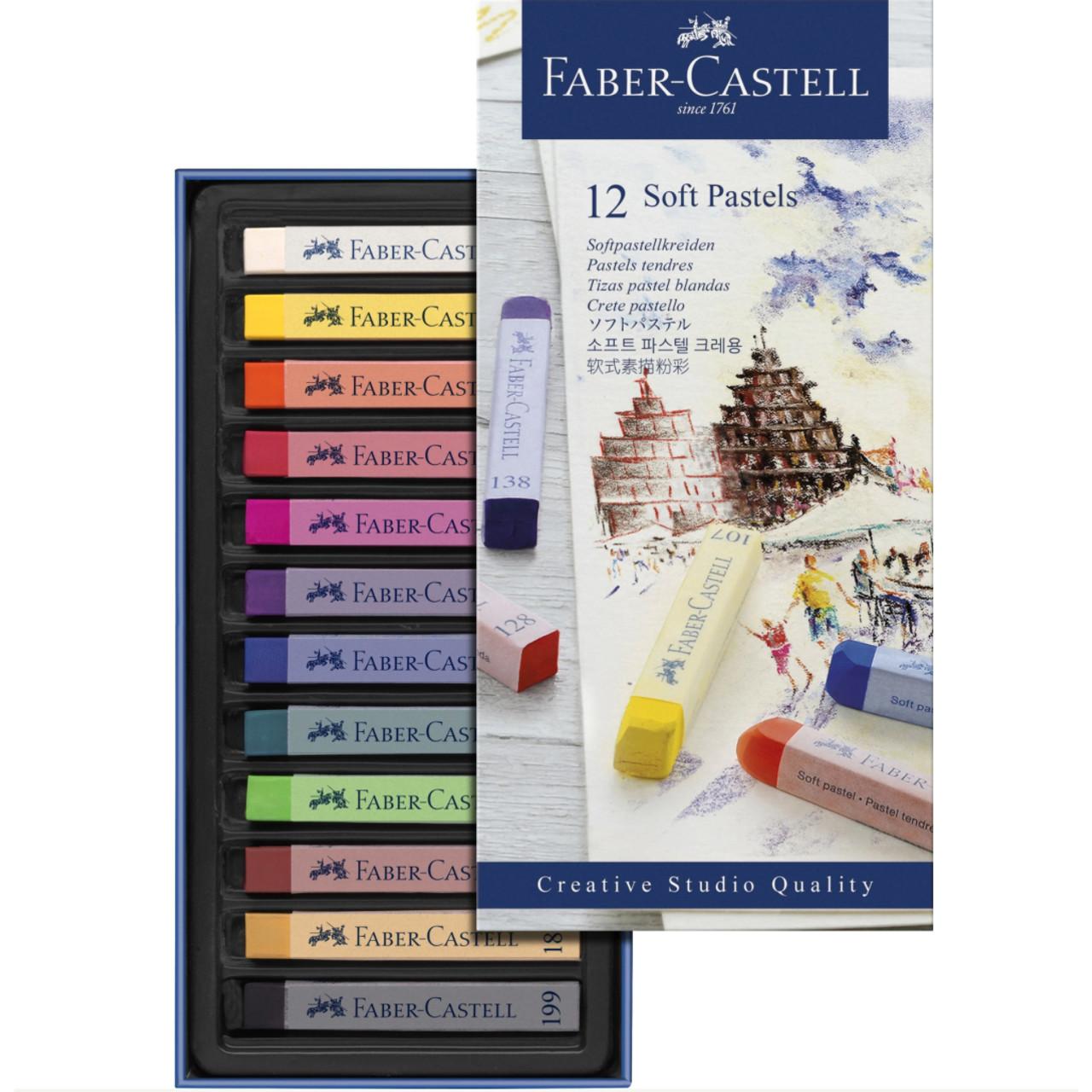Soft Pastel Full Stick Set