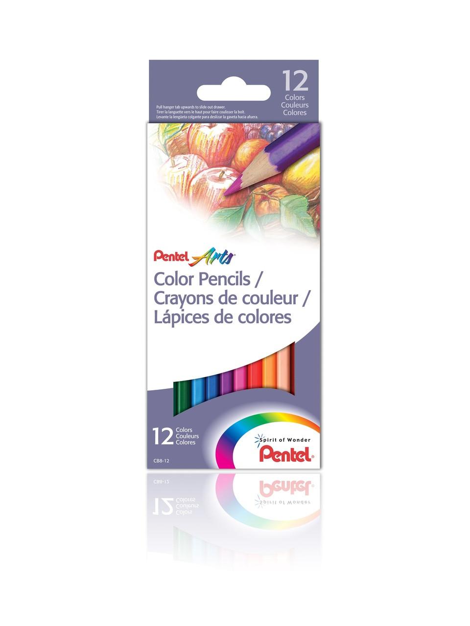 Color Pencils 12 Piece