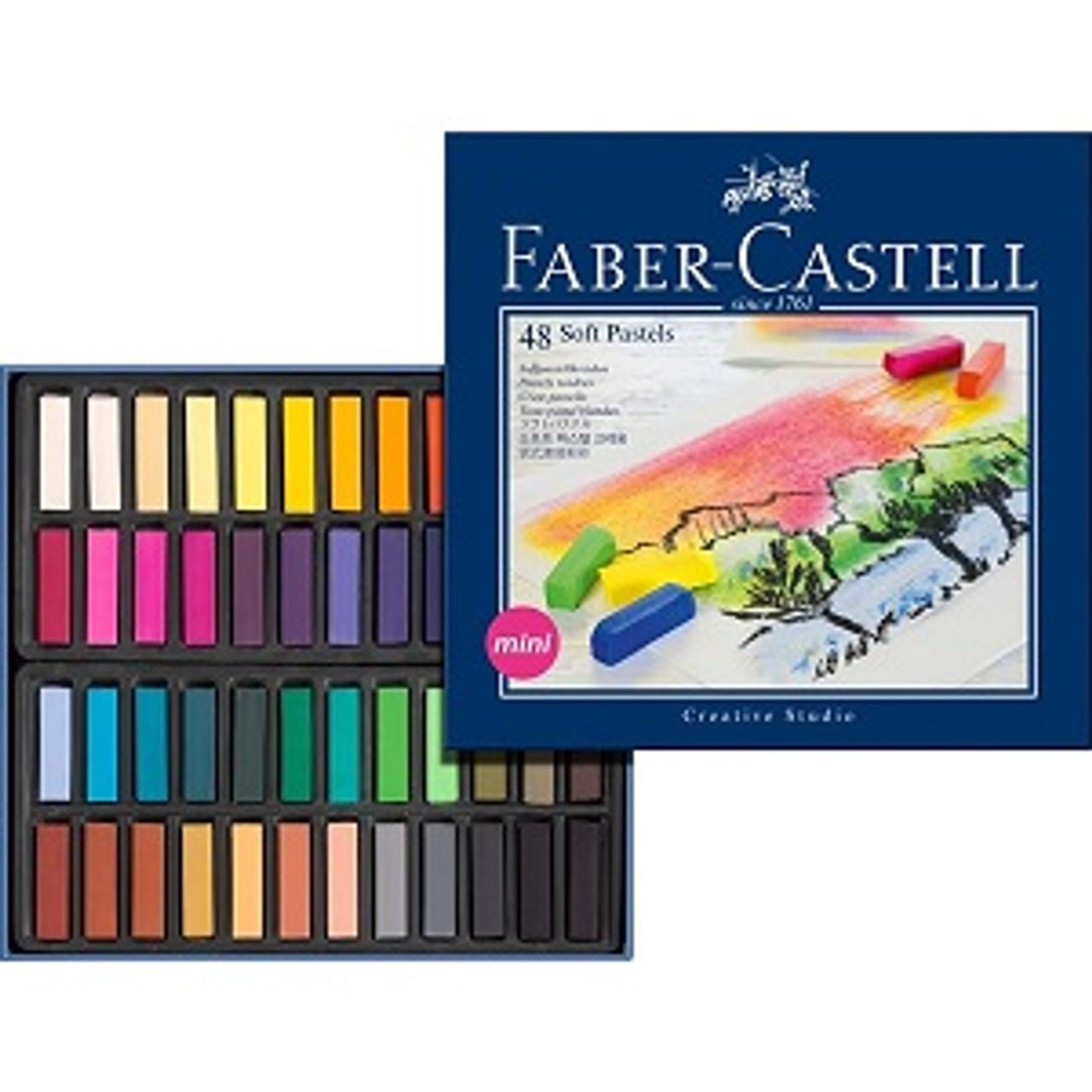 Creative Studio Soft Pastel 48pc Set