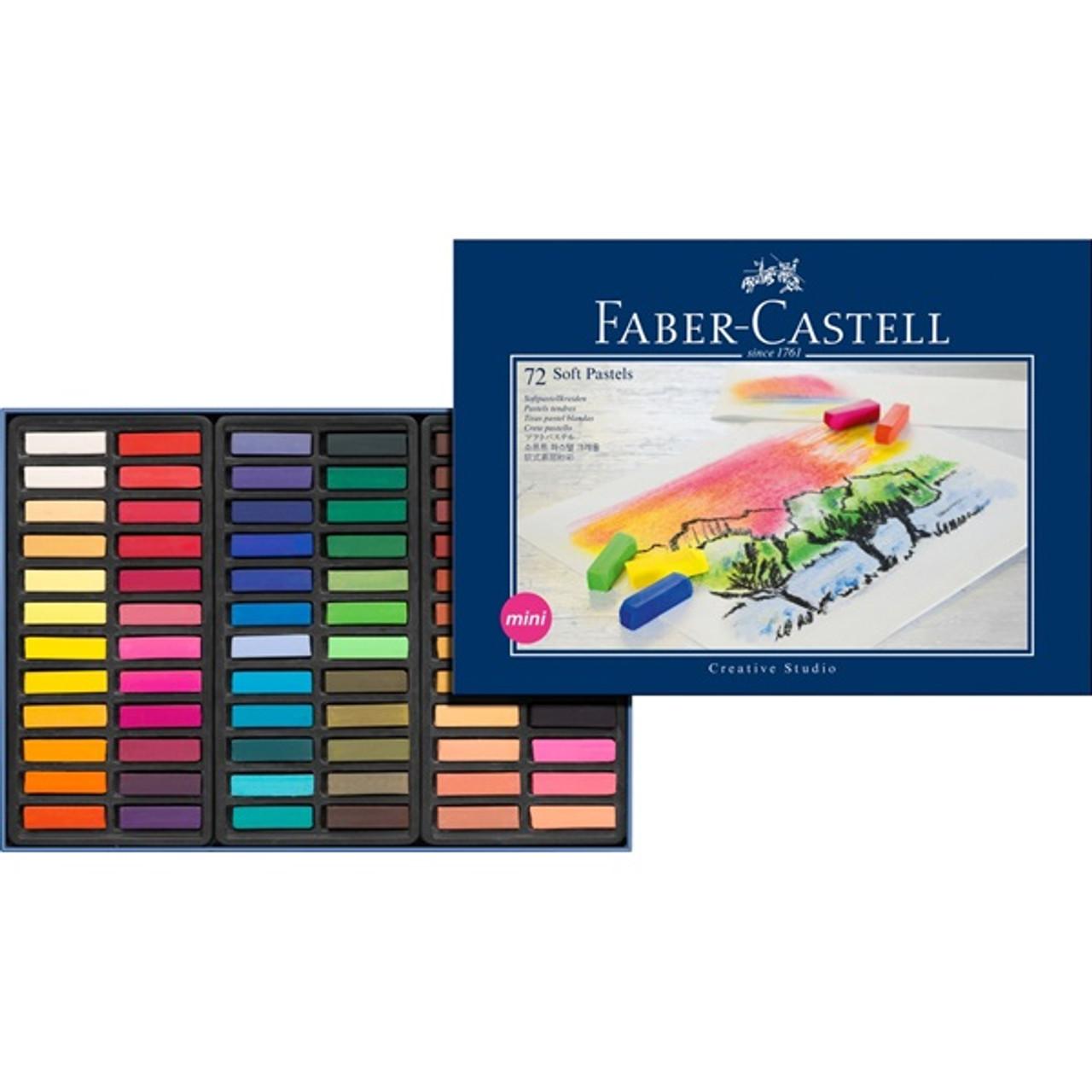 Creative Studio Soft Pastel 72pc Set