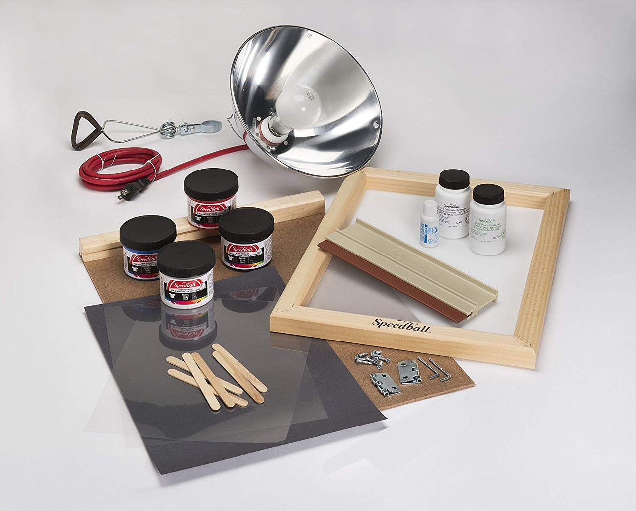 Advanced All-In-One Screen Print Kit items