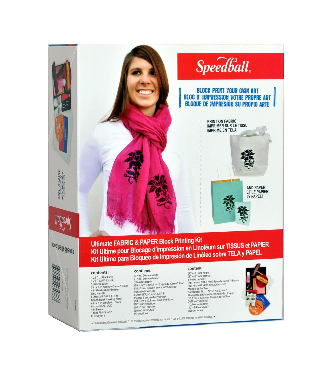 Ultimate Block Print Kit