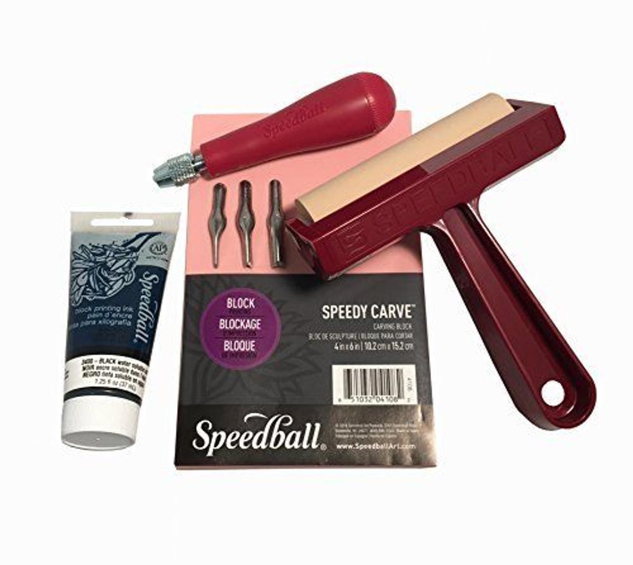 Speedball Block Printing Starter Kit