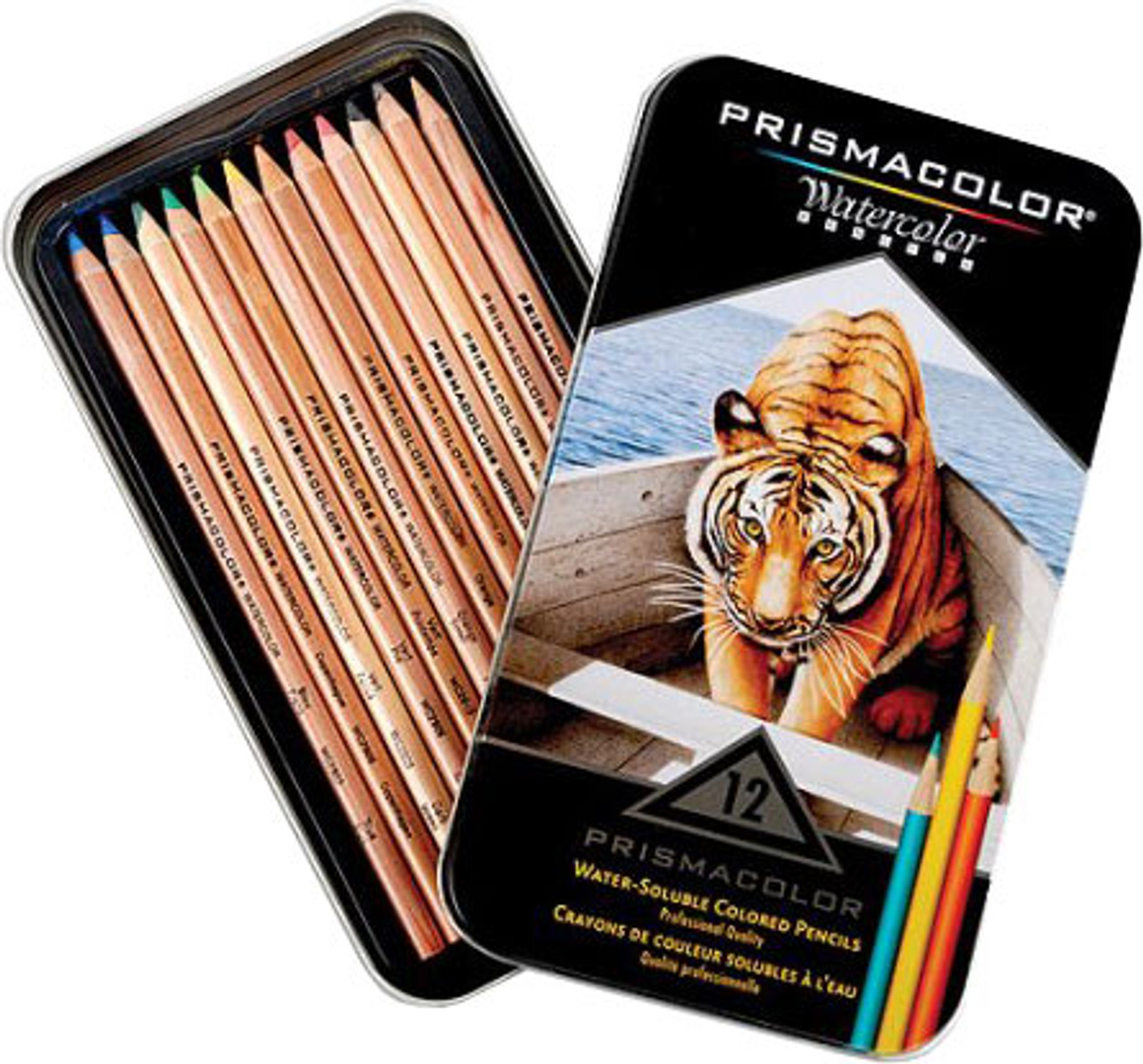 Prismacolor Watercolor Pencil 12set