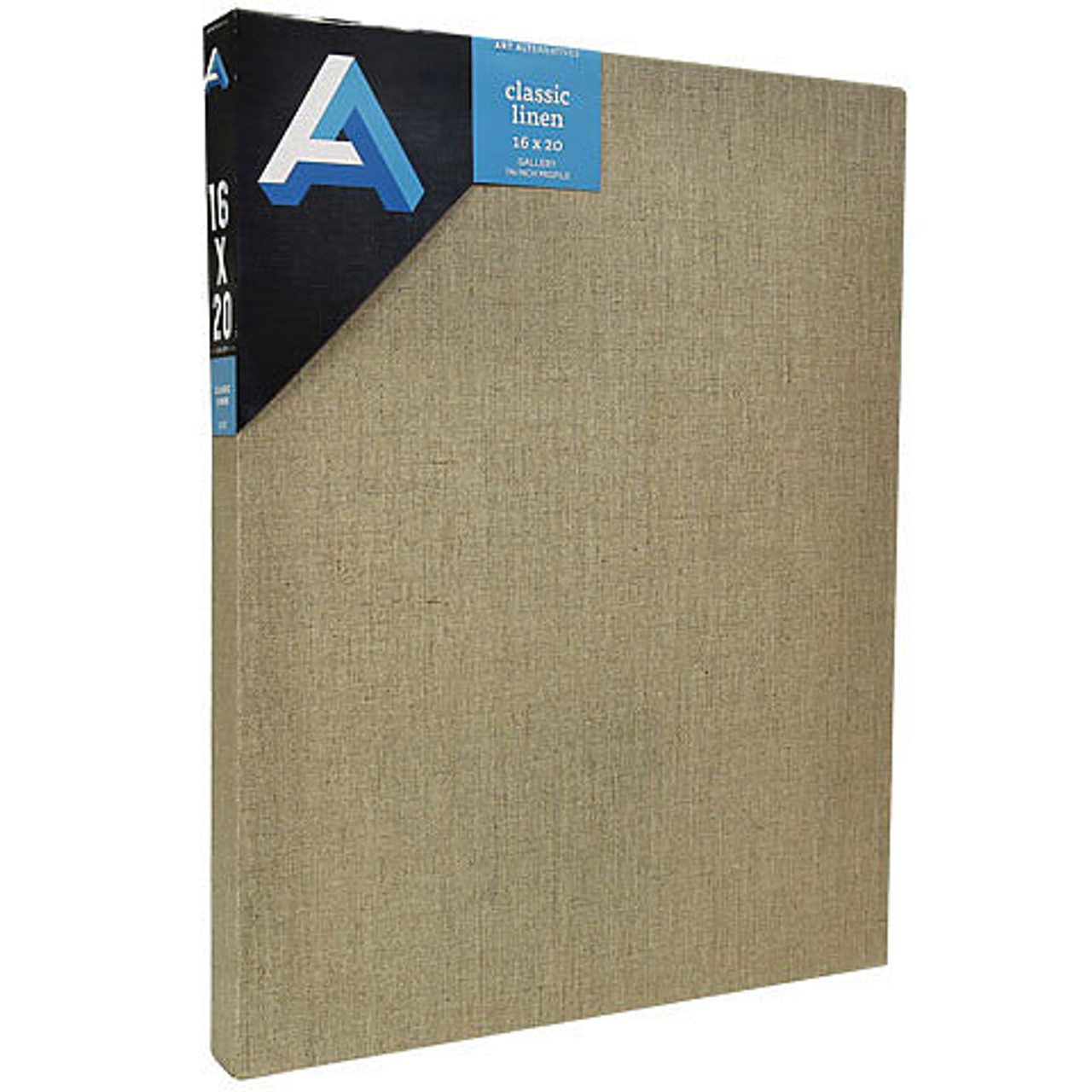 Art Alternatives Classic Linen Stretched Canvas