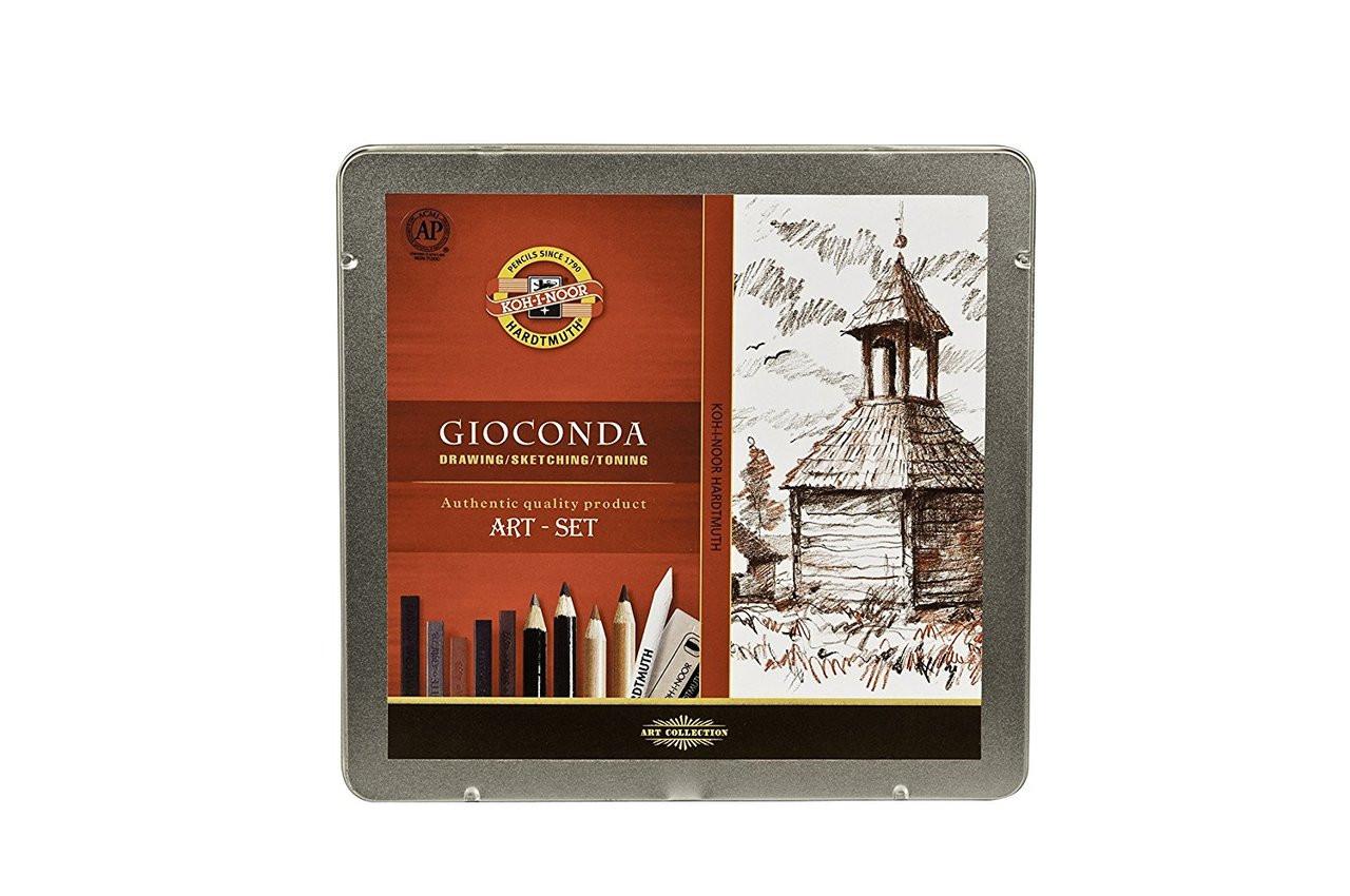 Gioconda 24-piece Art Set