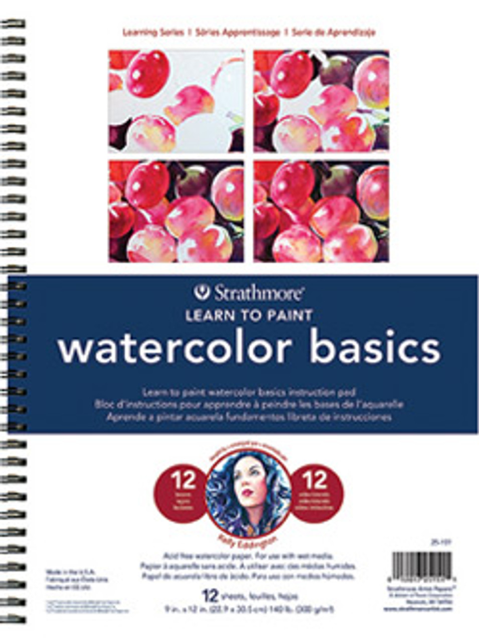Learn To Paint - Watercolor Basics