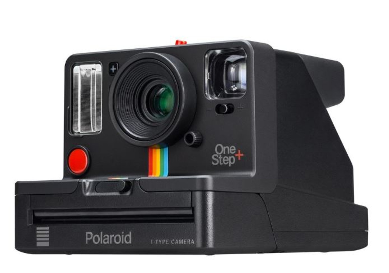 Polaroid OneStep+ i-Type Camera - Black
