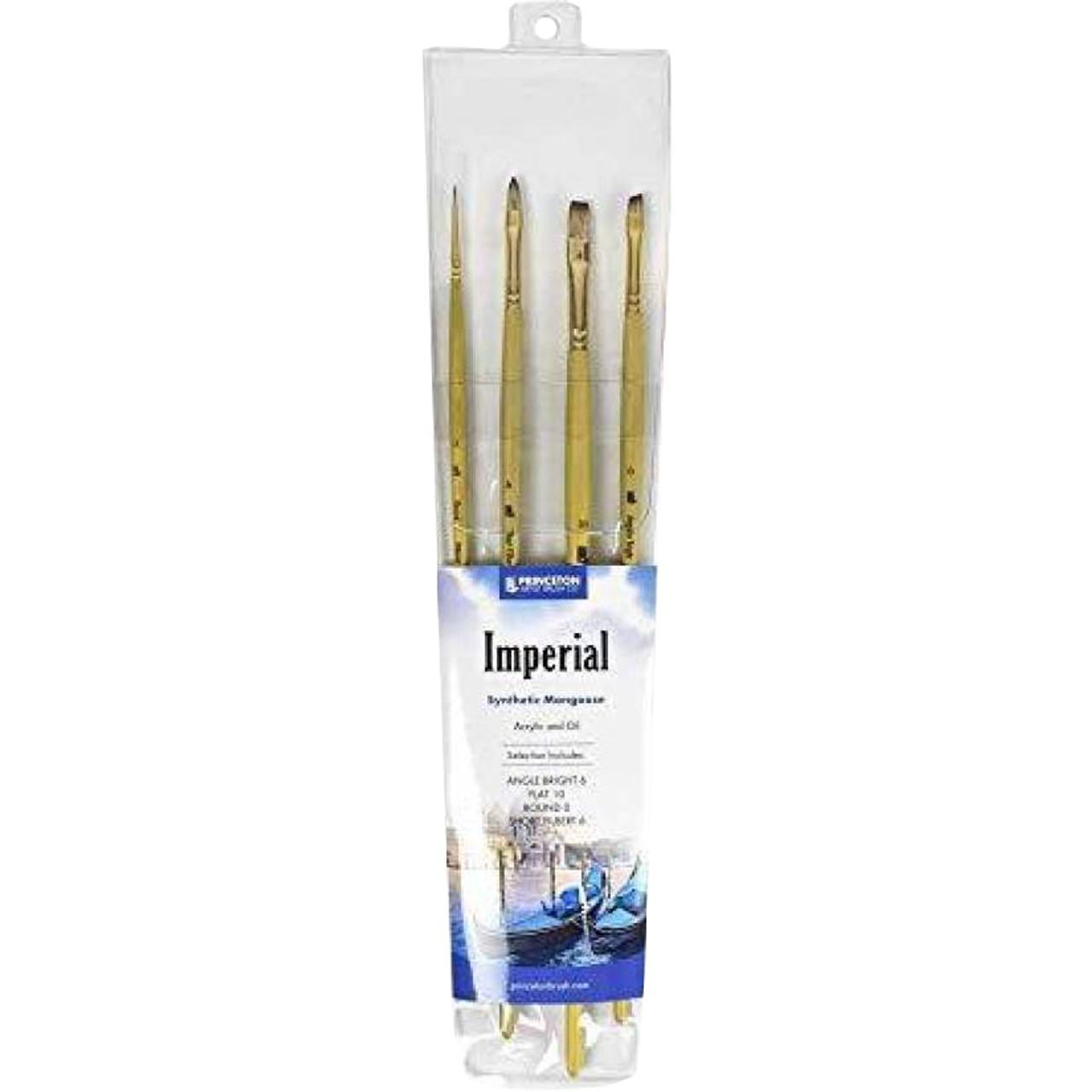 Princeton Imperial Professional 4-brush Set