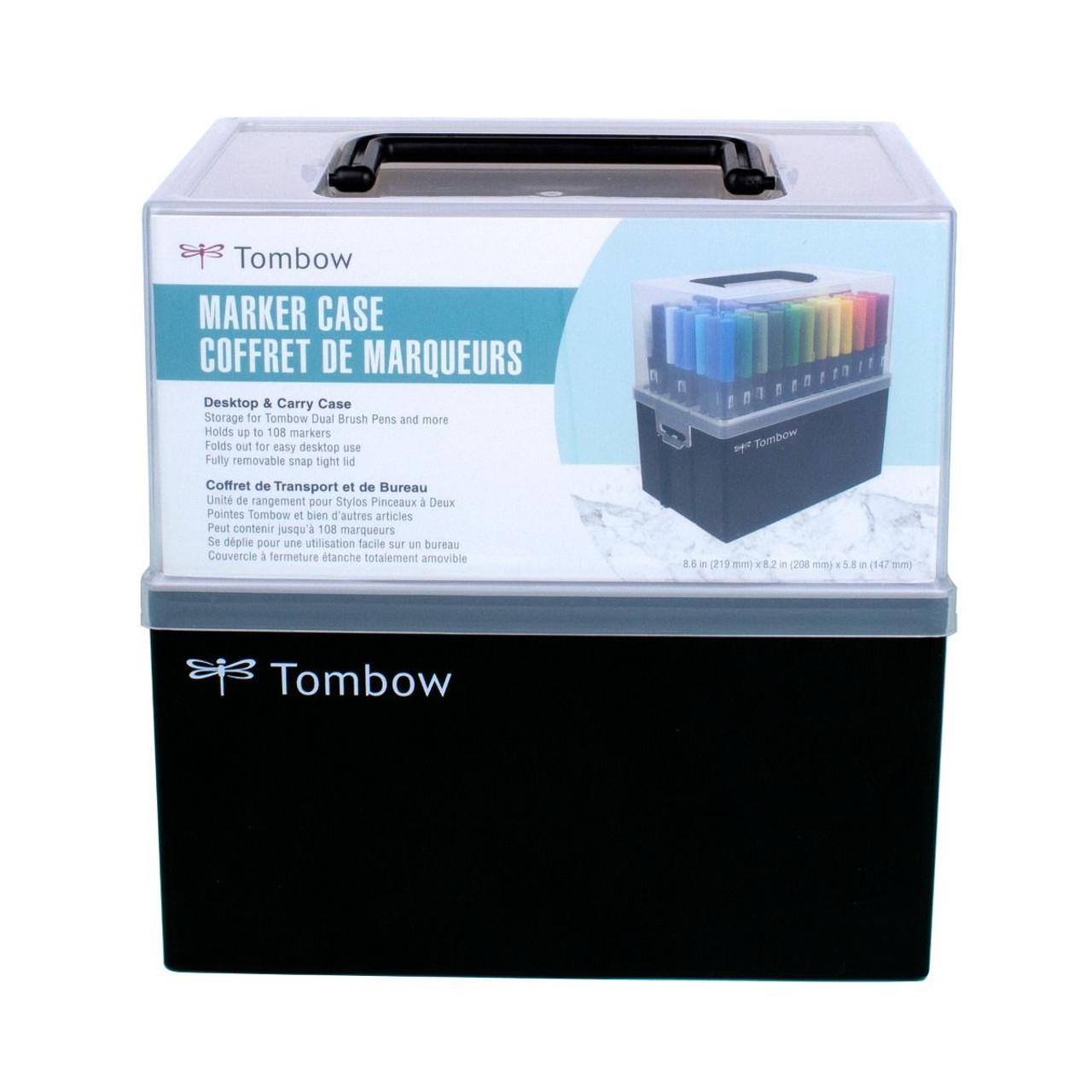 Tombow Dual Brush Pen Storage Case