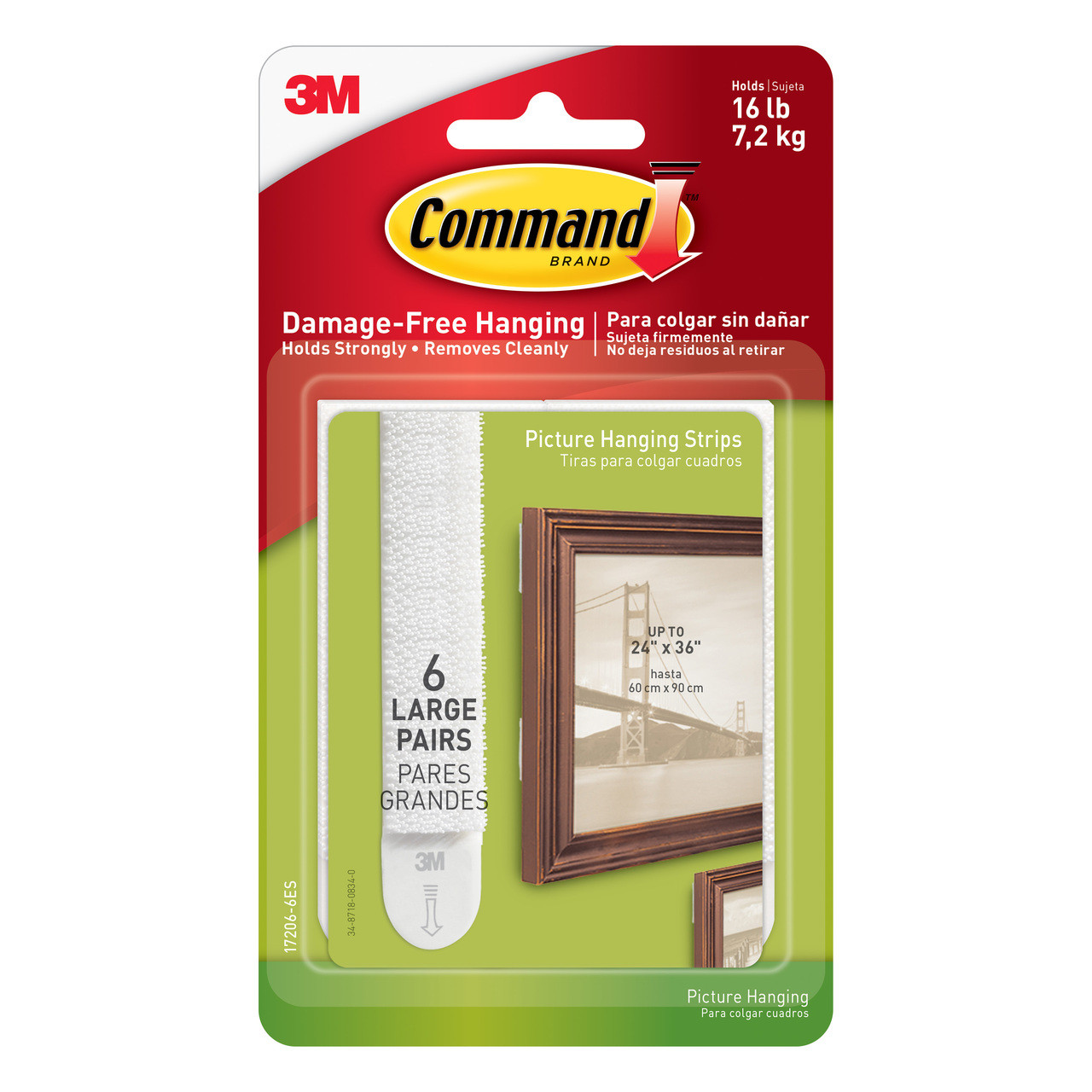 Command Picture Hanging Value Pack