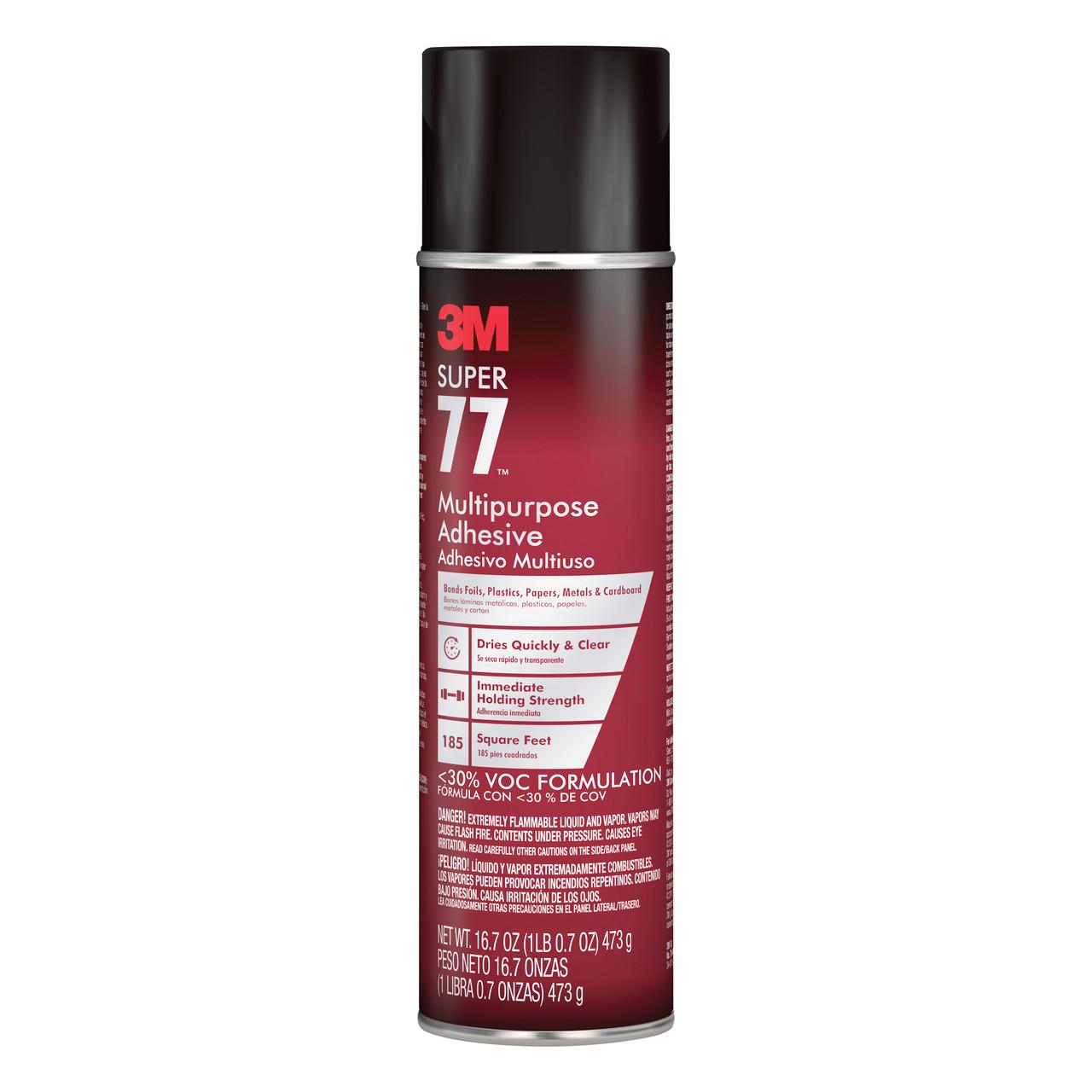 Super 77 Spray 16.7oz Low VOC
