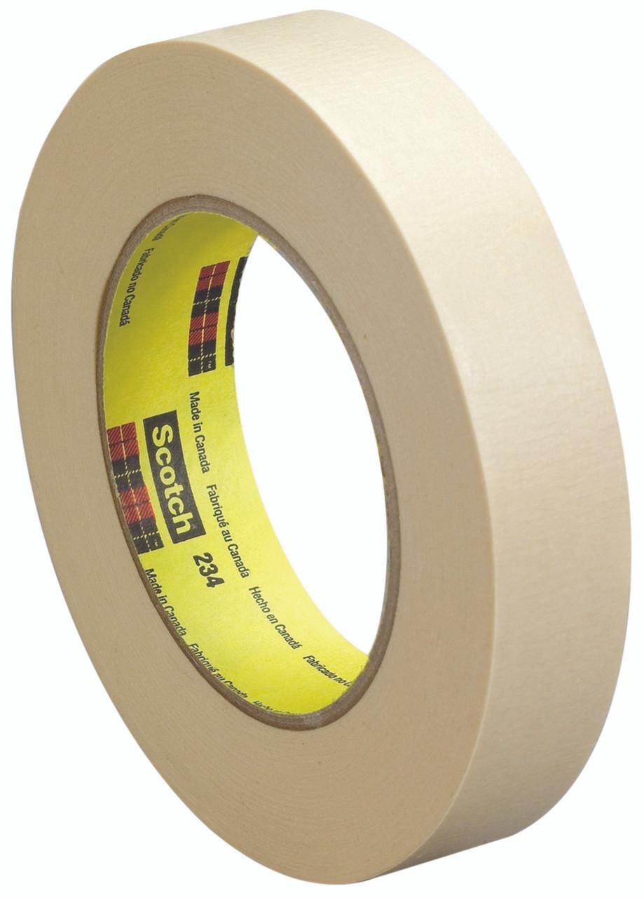 Tape 234 Masking 3/4x60yd Bulk