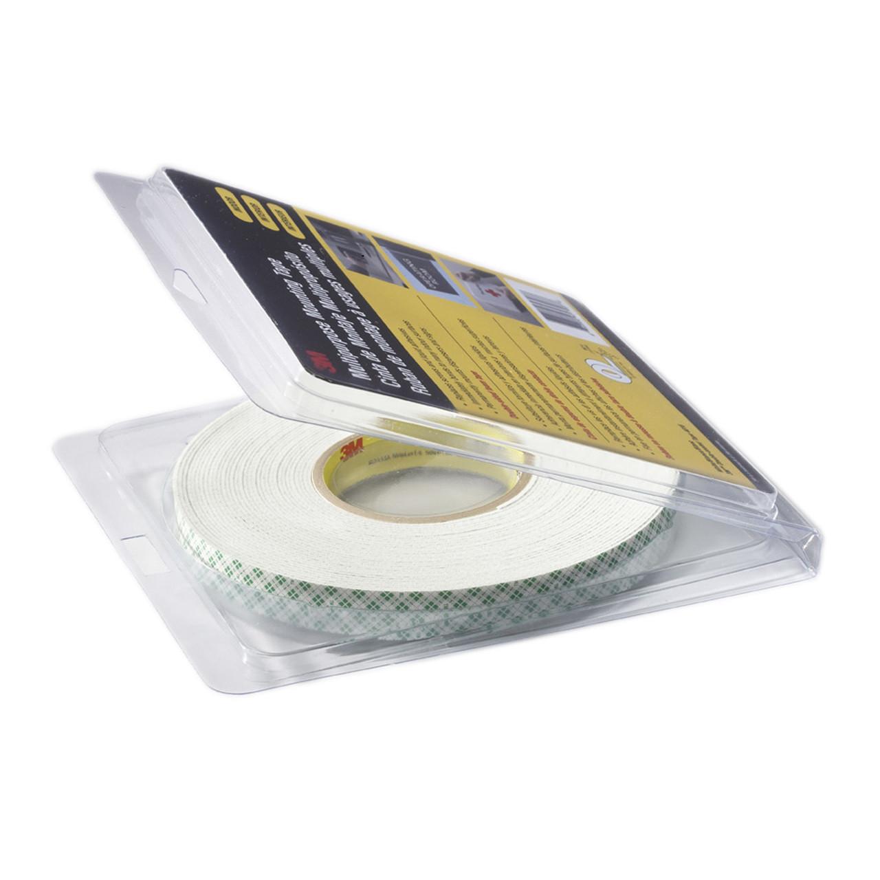 Tape 4016 Foam 1/2x36 Double