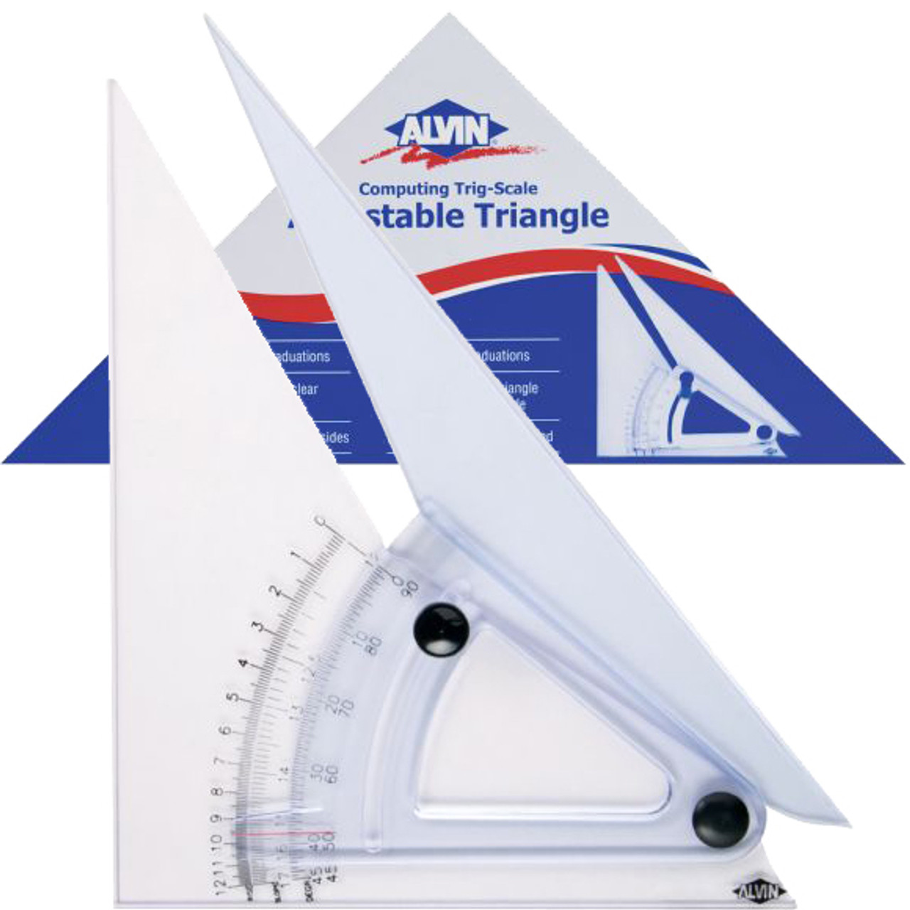 Trig-Scale Adjustable Triangle