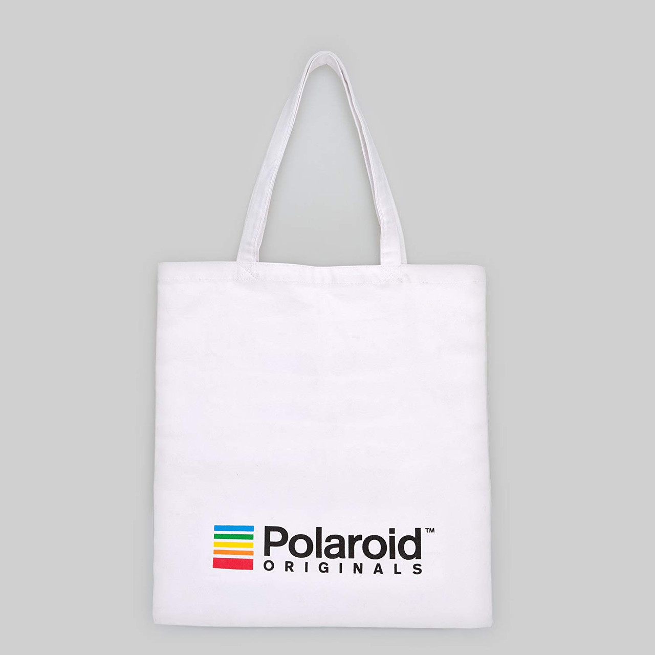 Polaroid Tote Bag - White - Front