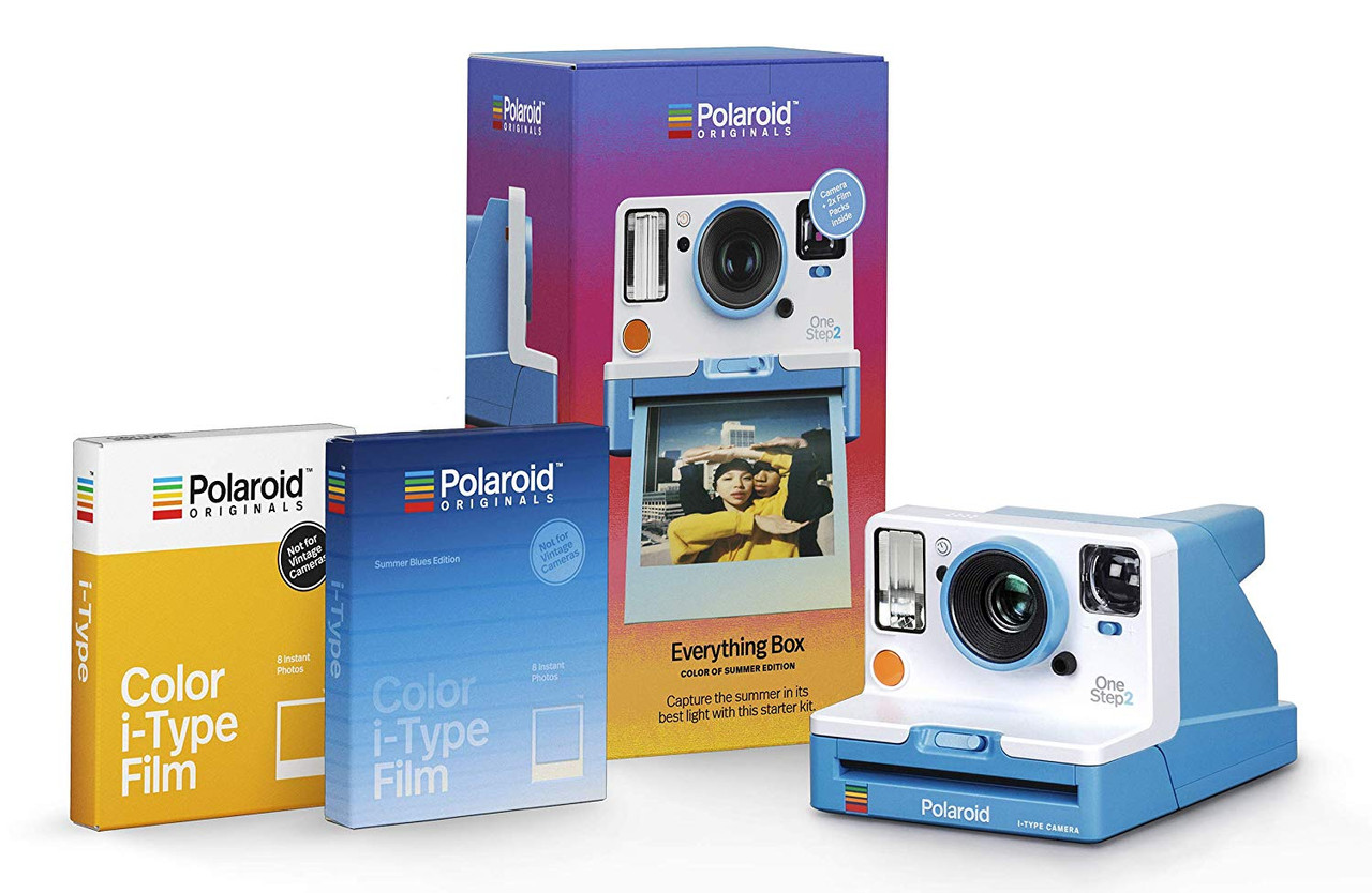 Polaroid Everything Box OneStep™ Color of Summer Edition