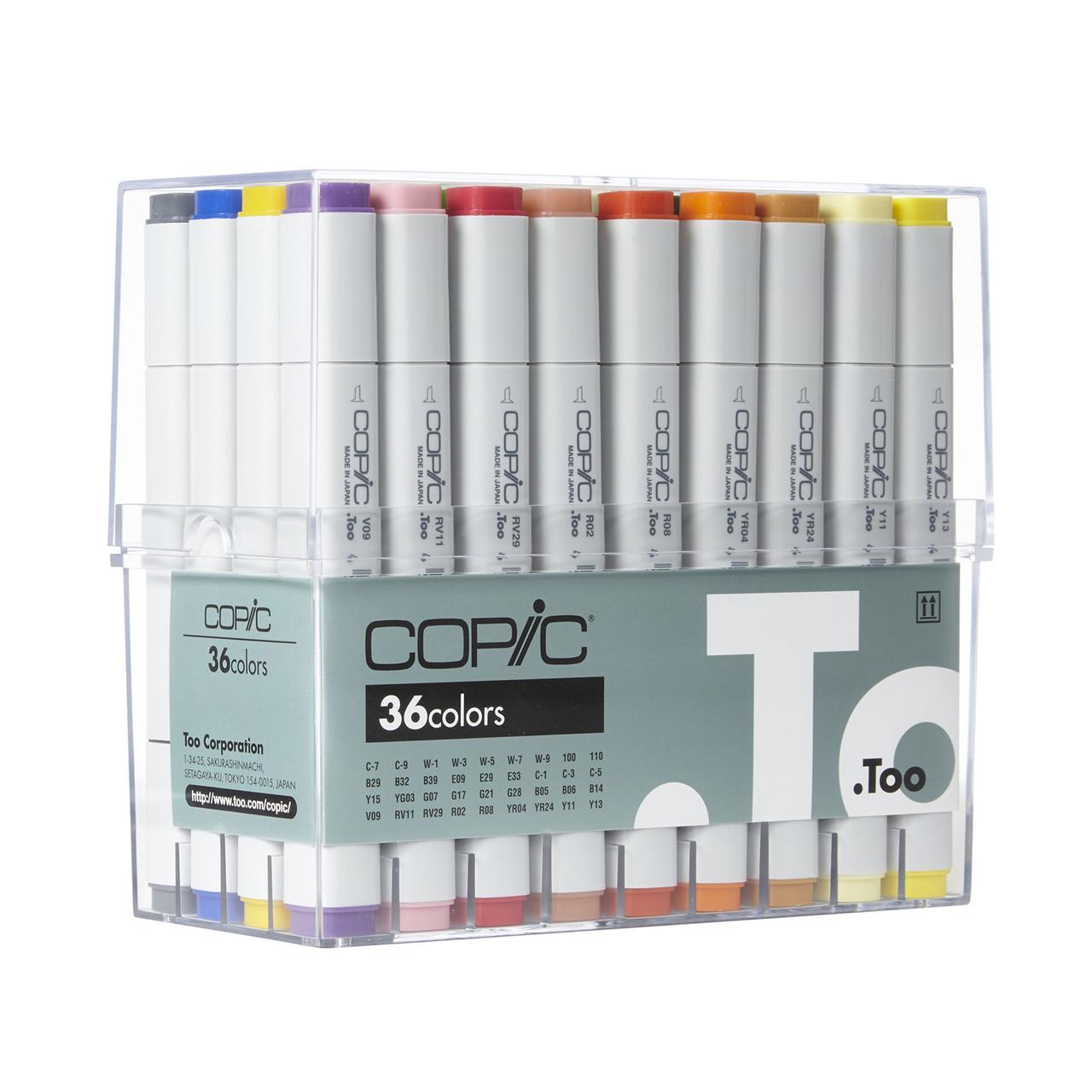 Copic Marker Set