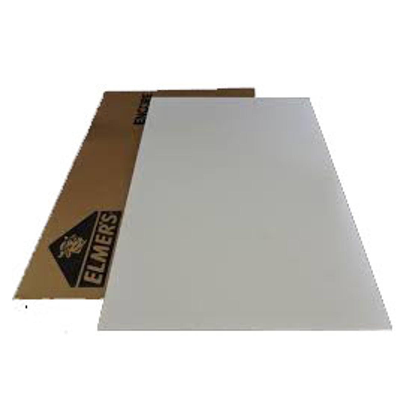 Elmer's Foam Board White 3/16in x 24in x 36in
