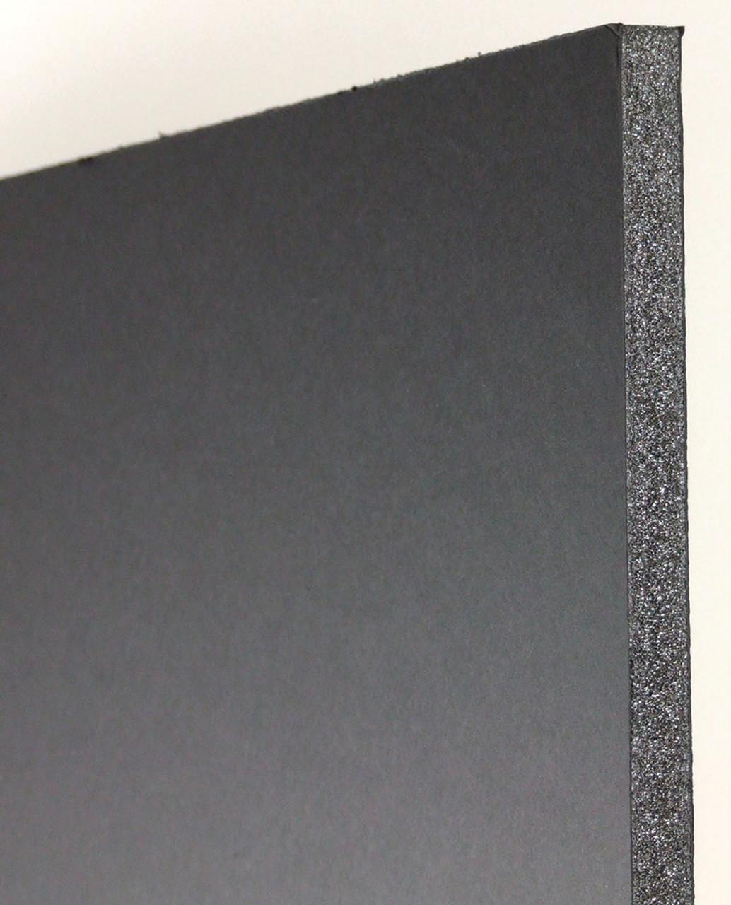 Elmer's Foam Board Black on Black 3/16in x 32in x 40in