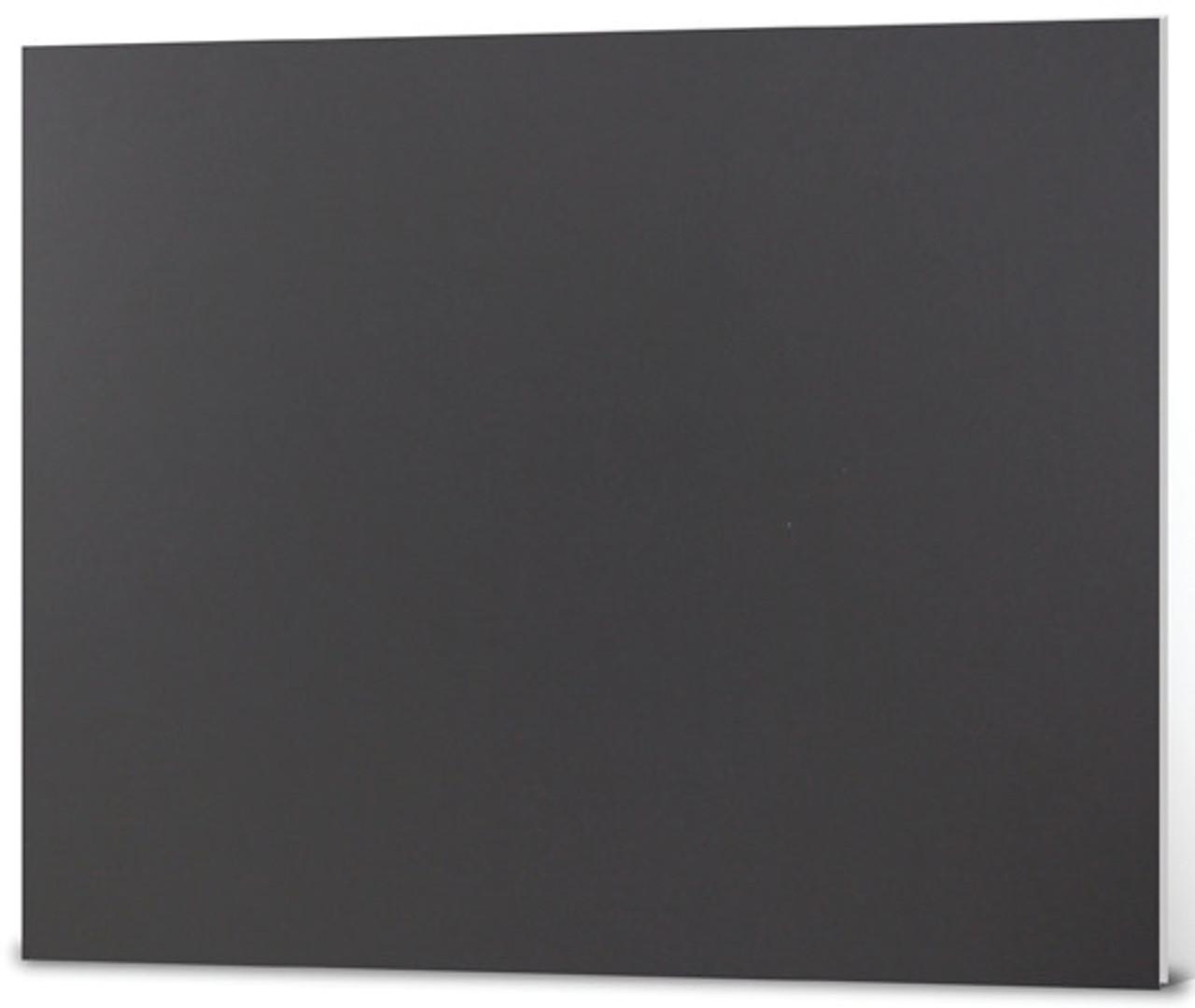 Elmer's Foam Board Black 3/16in x 20in x 30in