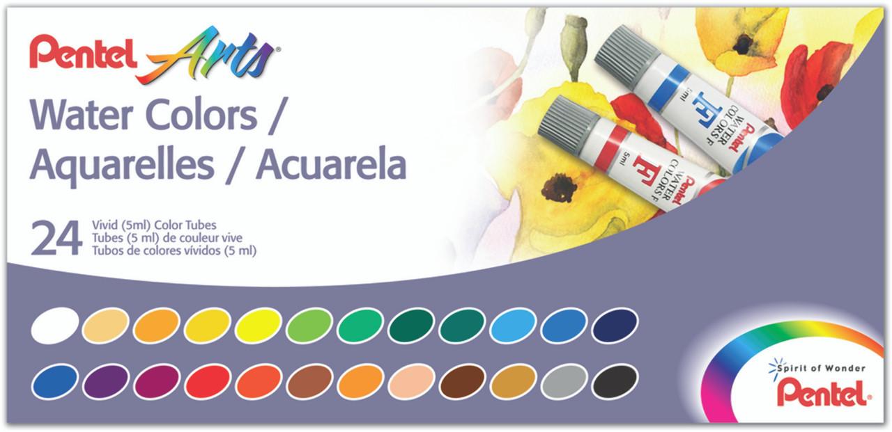 Pentel Watercolor Set