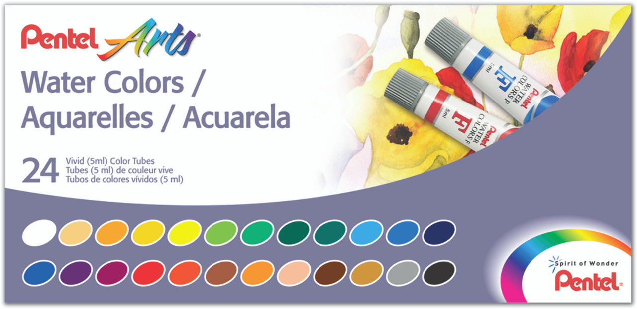 Pentel Watercolor Set