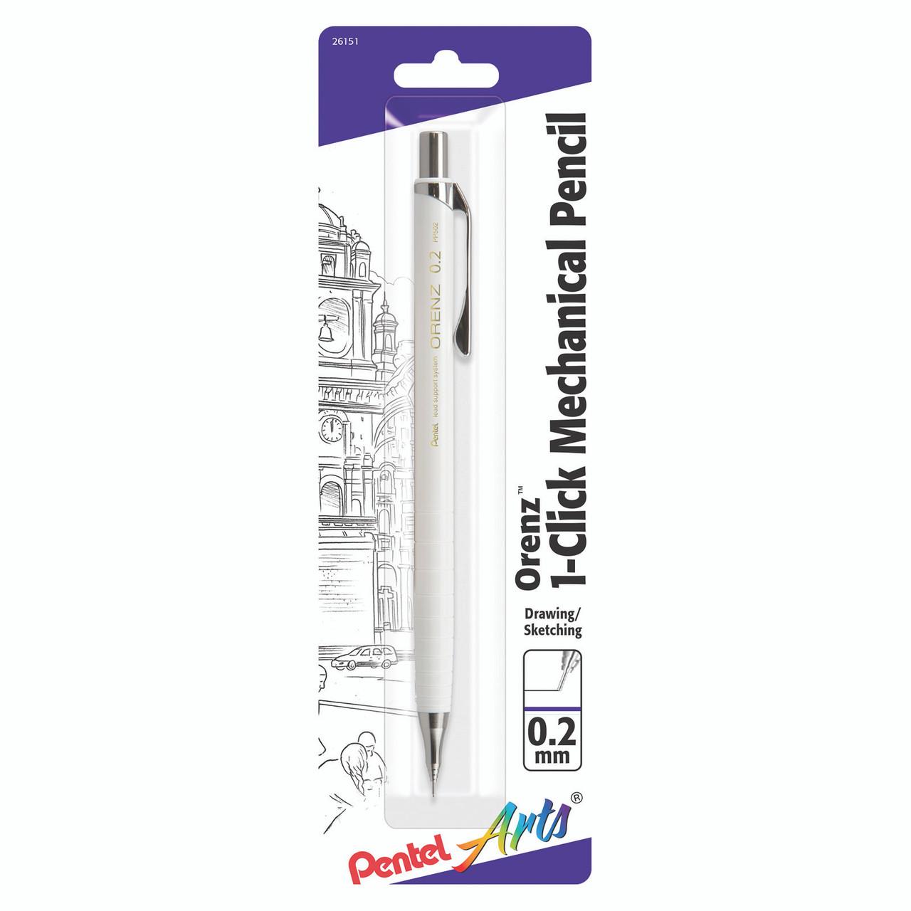 Pentel GraphGear 500 Blue Drafting Pencil