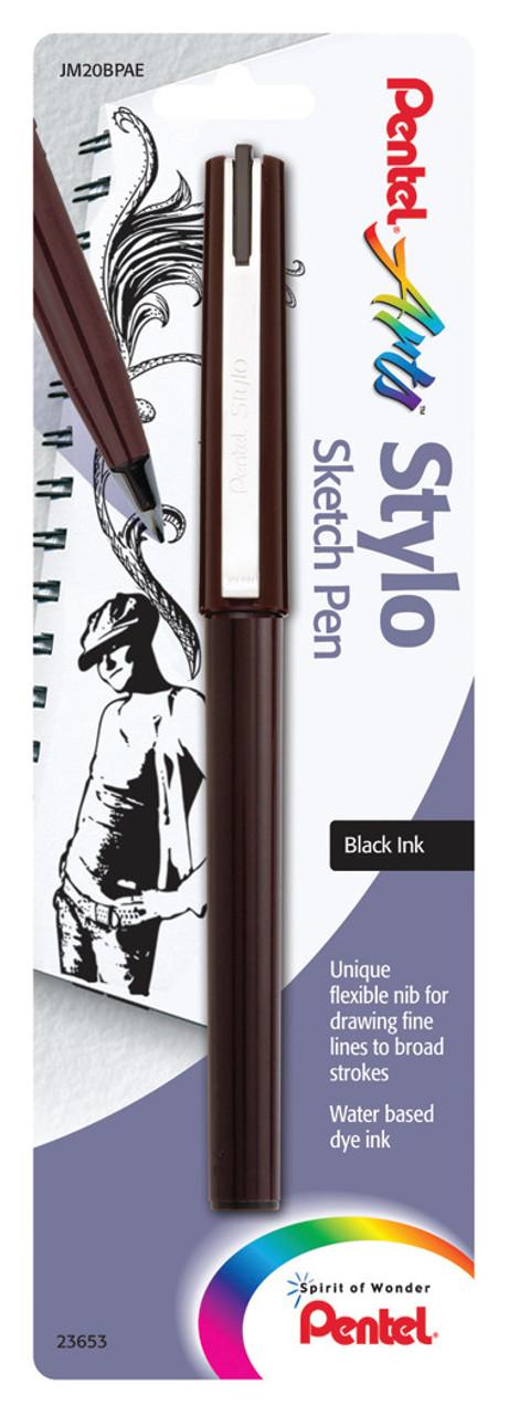 Pentel Stylo Sketch Pen