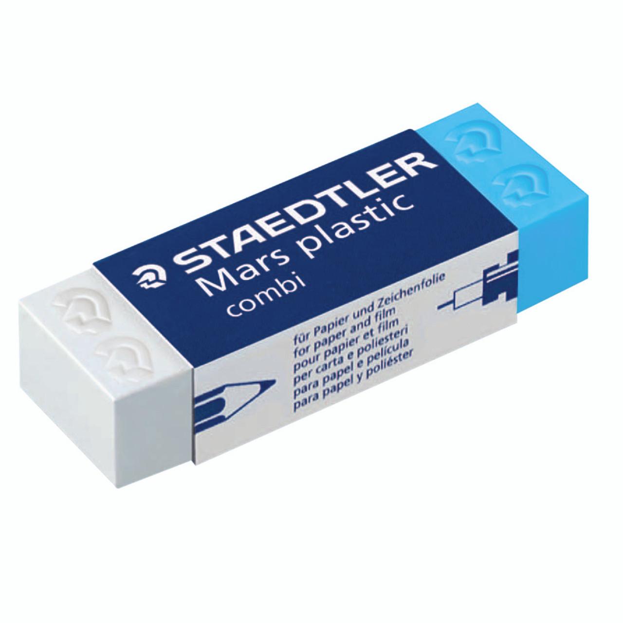 Mars Plastic Combi Eraser