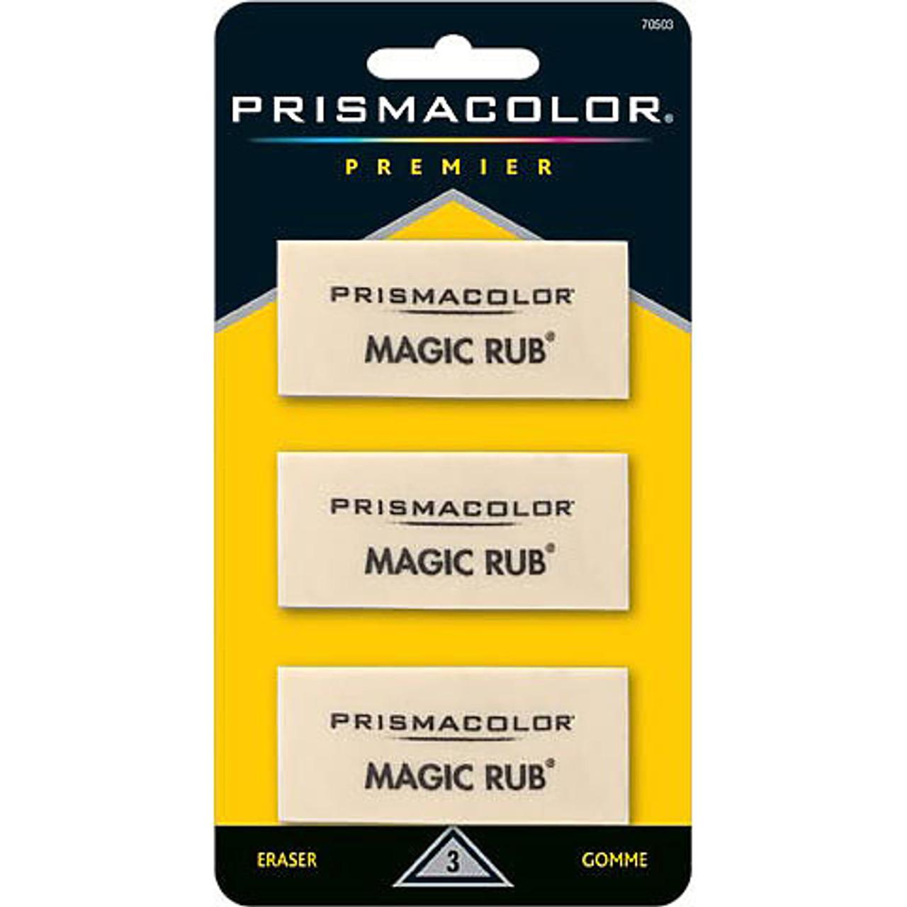 Design Magic Rub Eraser 3pk