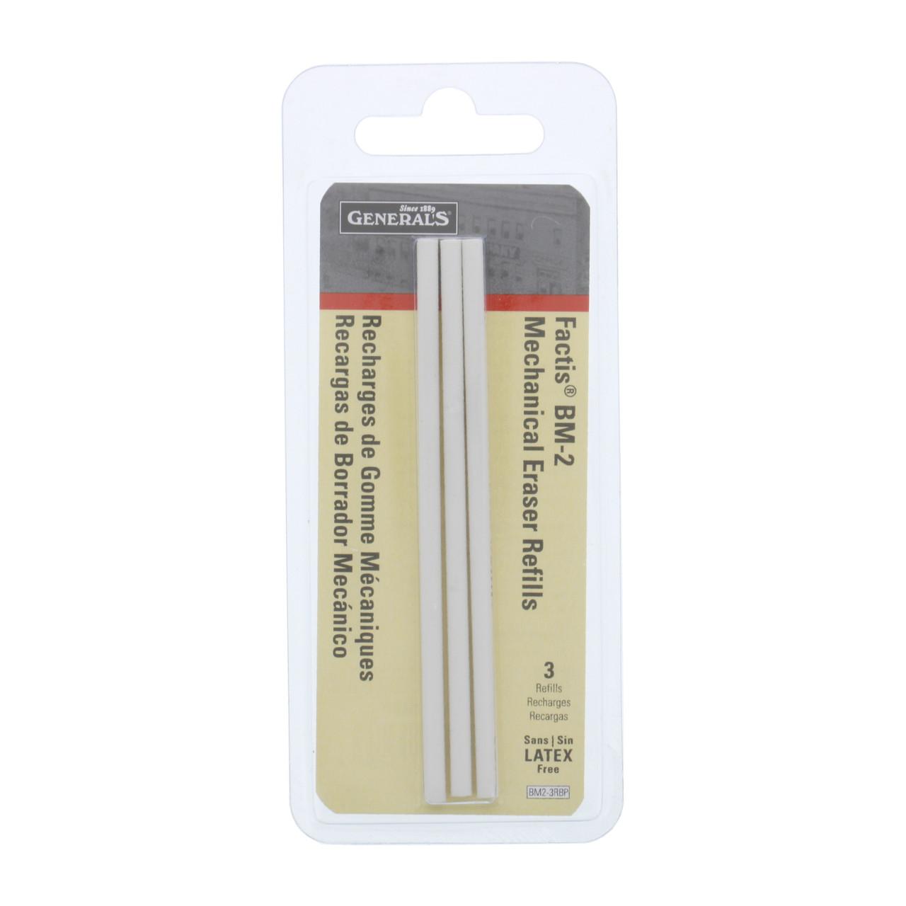 Factis Pen-Style Eraser Refills