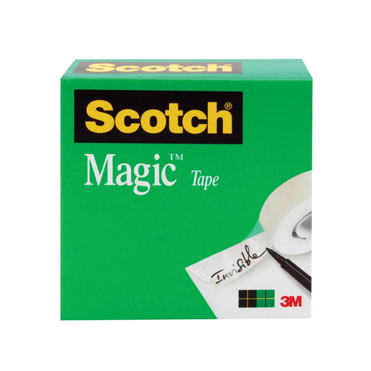 #810 Magic Tape 1/2in x 36yd