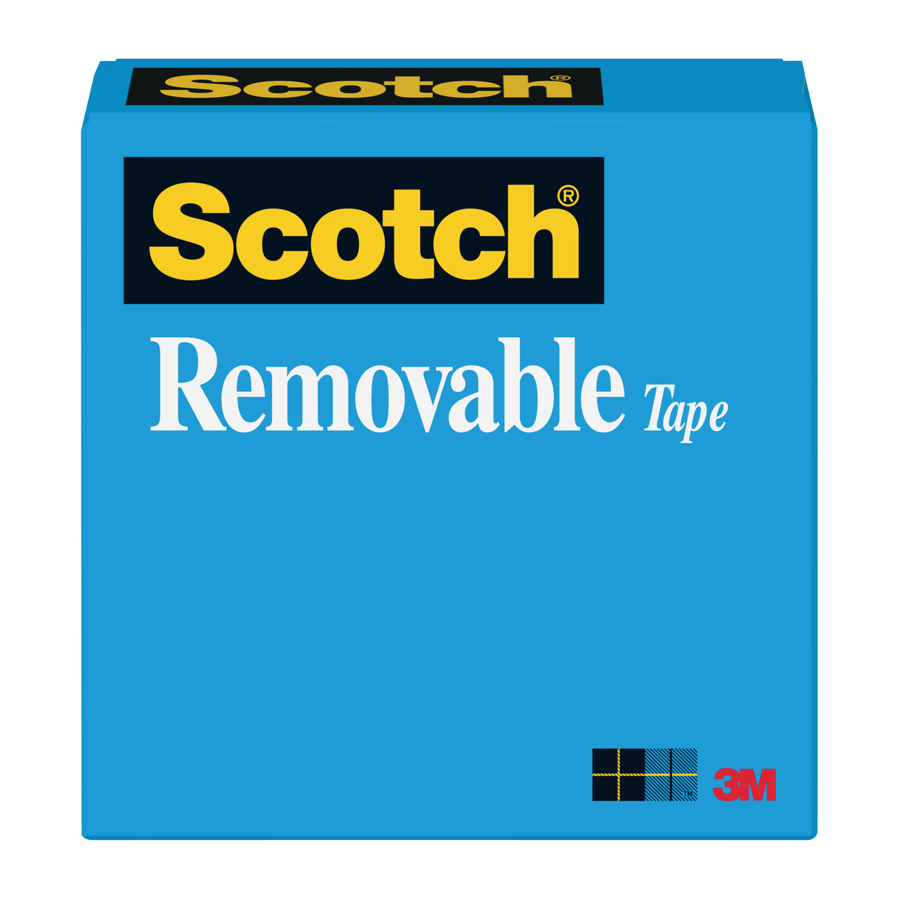 #811 Removable Magic Tape 3/4in x 36yd