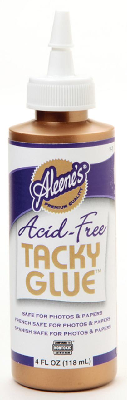 Aleene's Acid-Free Tacky Glue 4oz
