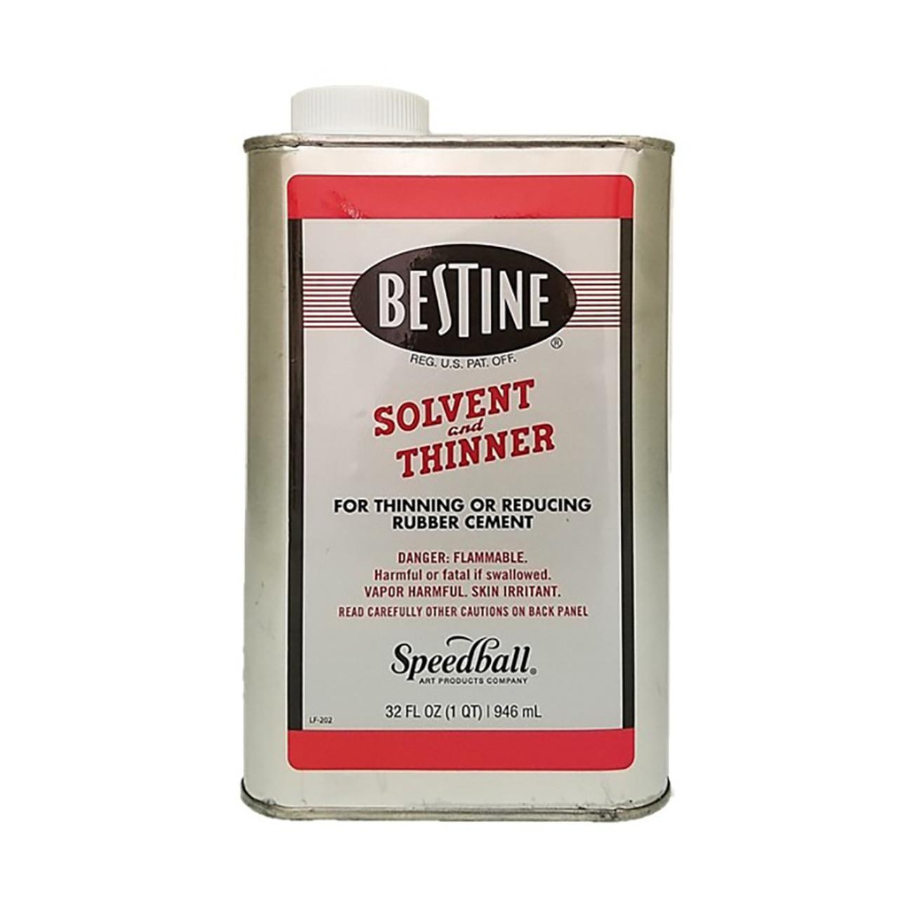 Best-Test Bestine Rubber Cement Thinner