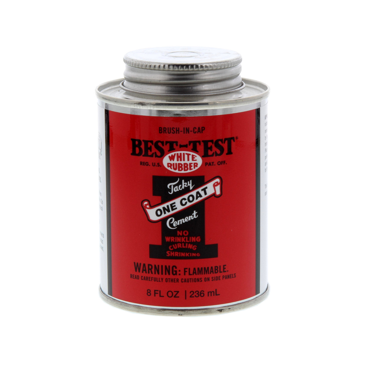Best-Test One-Coat Rubber Cement