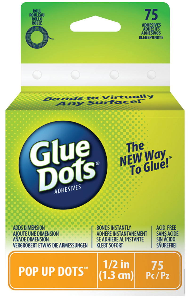 Pop-Up Glue Dots