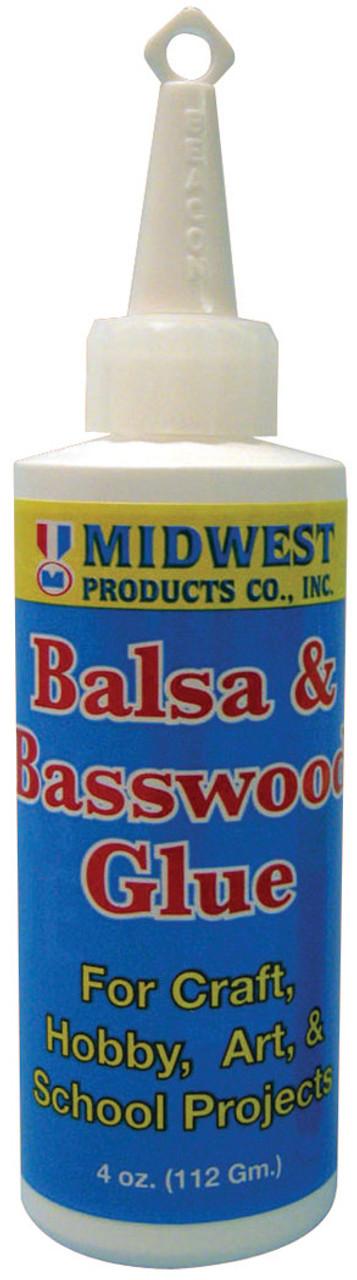Balsa & Basswood Glue