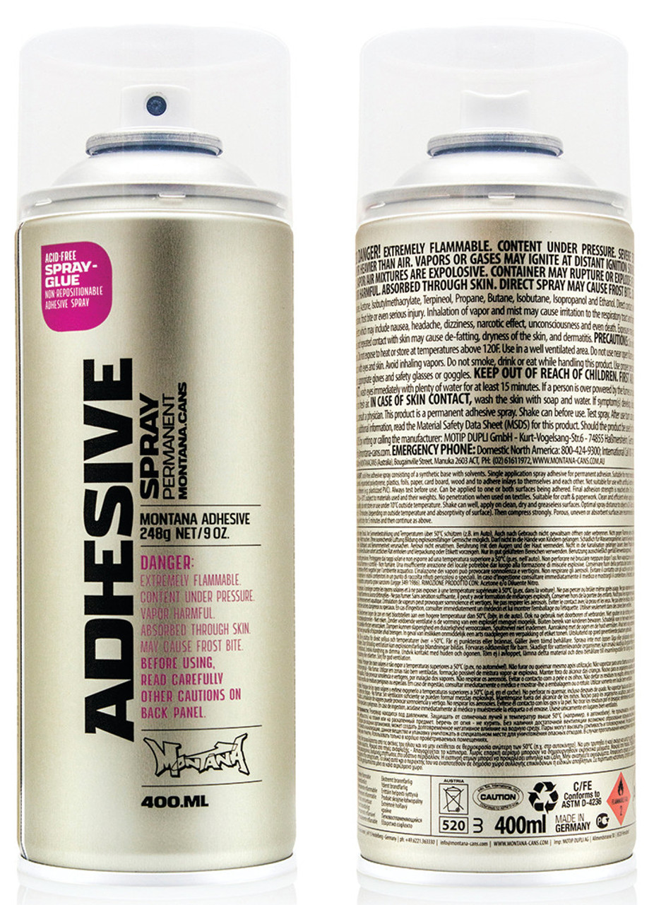 TECH Permanent Clear Adhesive
