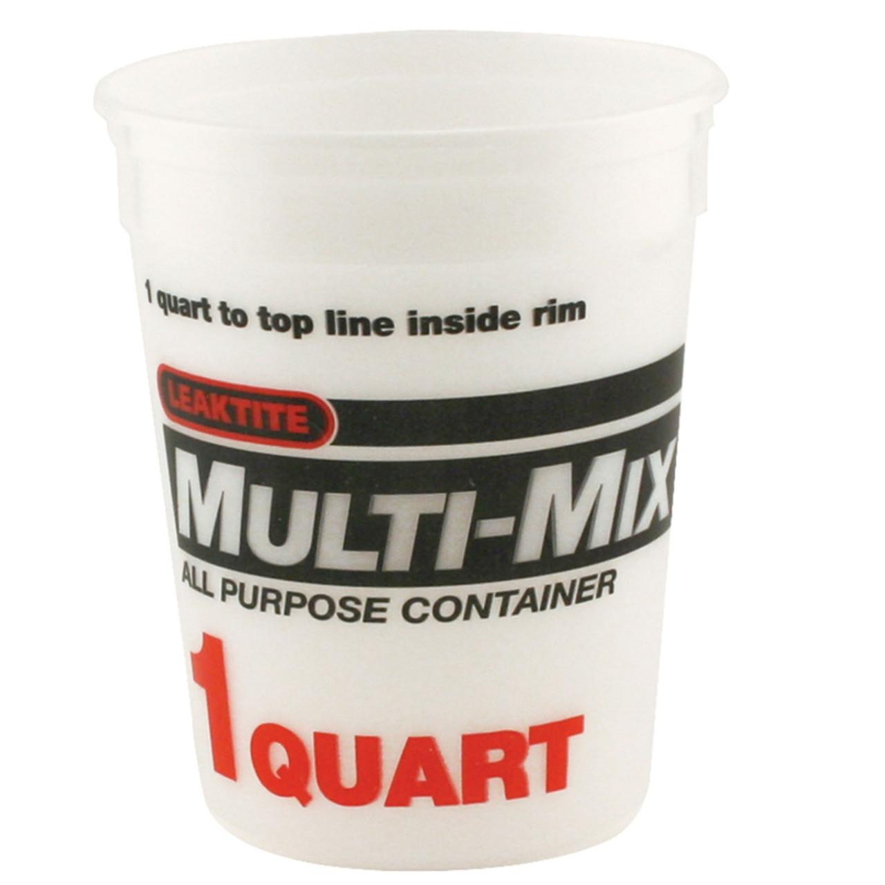 Multi Mix Pail