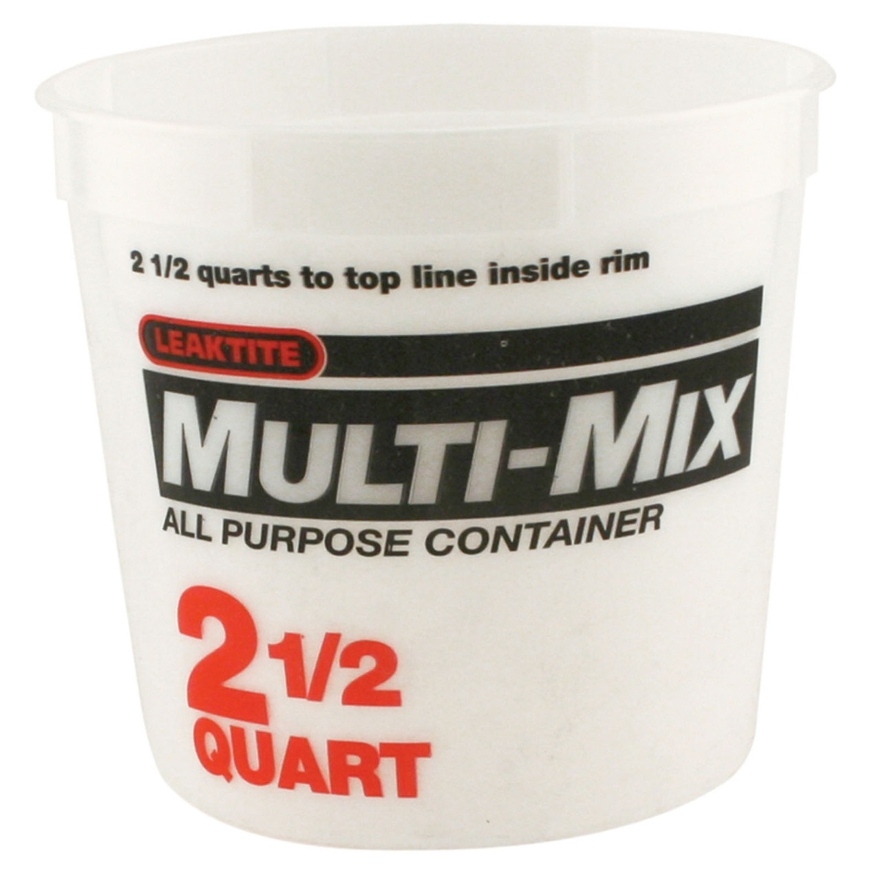 Multi Mix Pail
